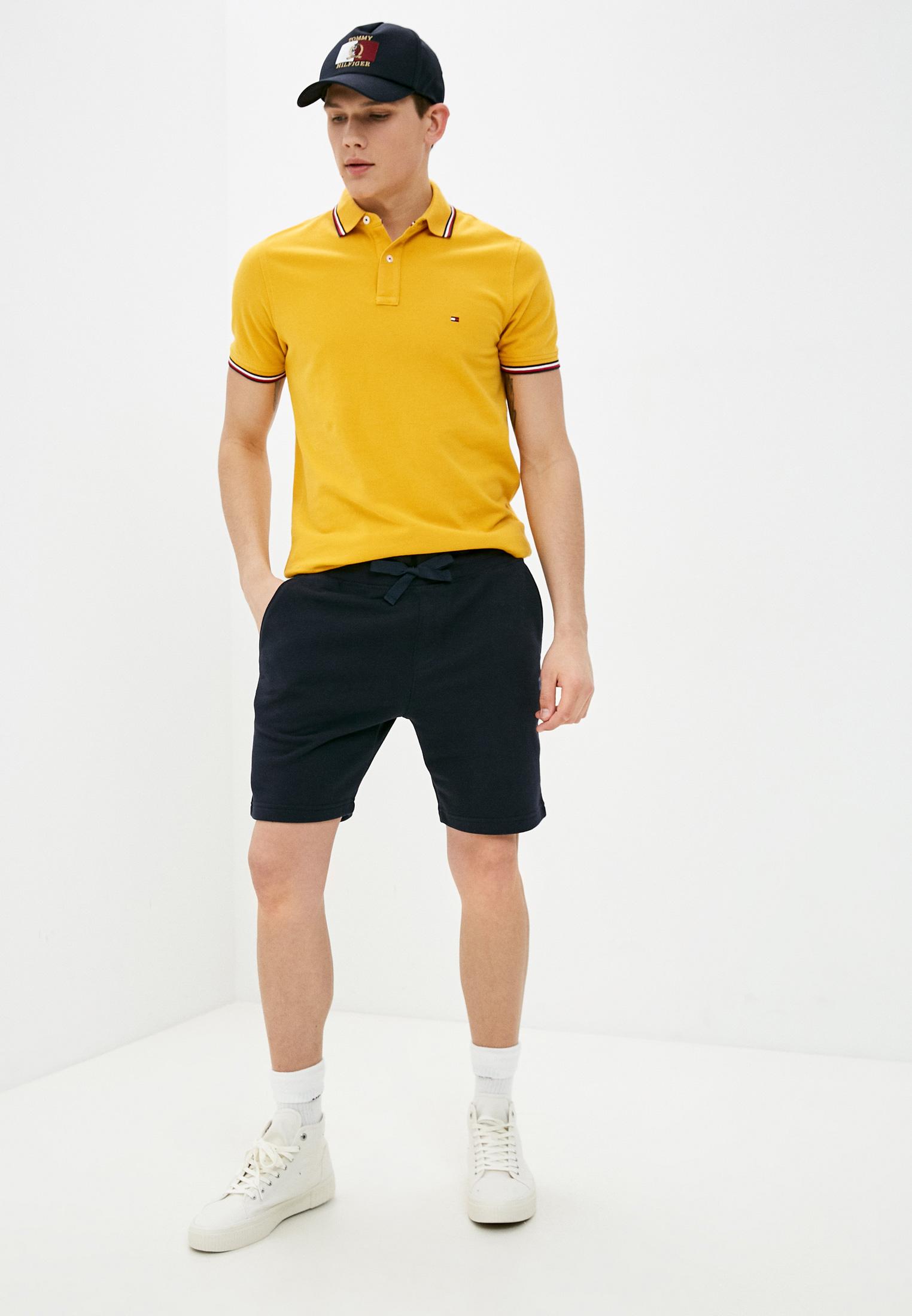 Мужские повседневные шорты Tommy Hilfiger (Томми Хилфигер) MW0MW17400: изображение 2
