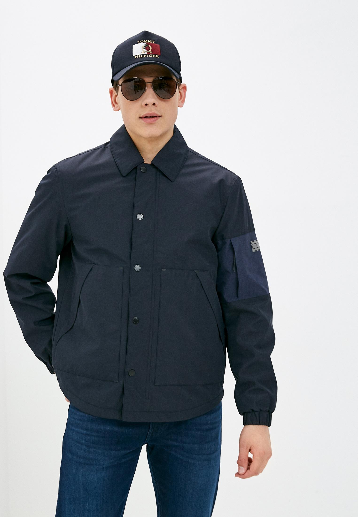 Утепленная куртка Tommy Hilfiger (Томми Хилфигер) MW0MW17449: изображение 1