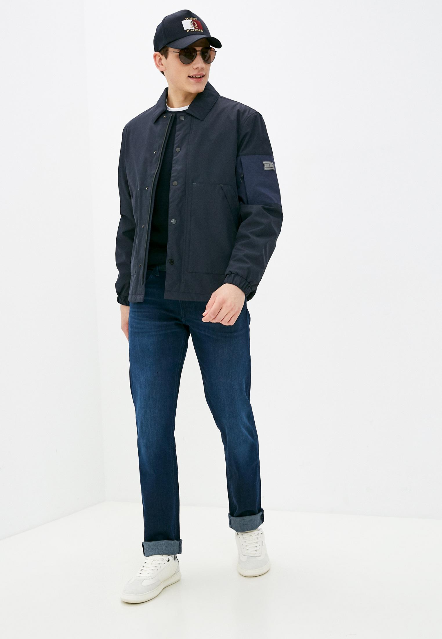 Утепленная куртка Tommy Hilfiger (Томми Хилфигер) MW0MW17449: изображение 2