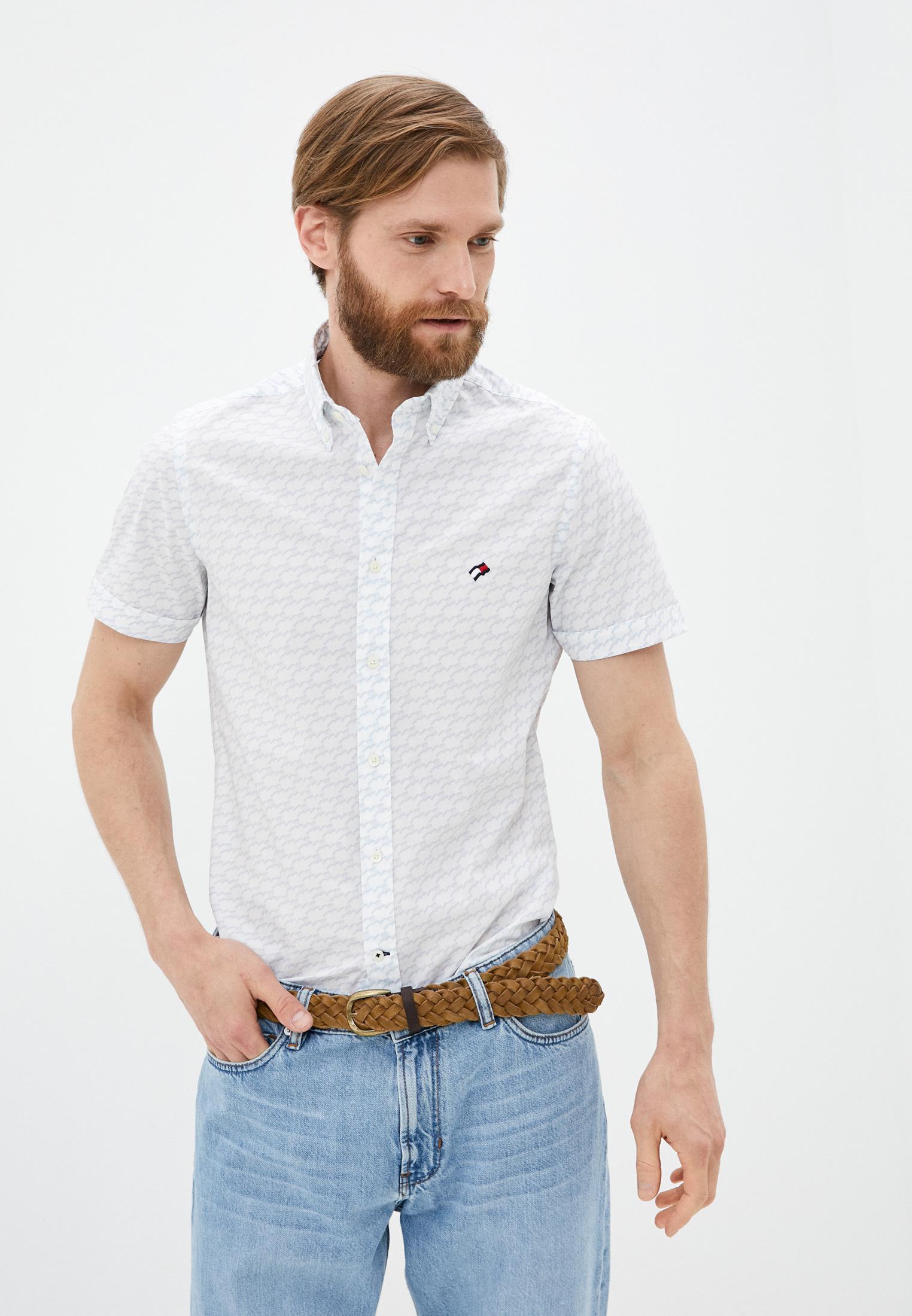 Рубашка с длинным рукавом Tommy Hilfiger (Томми Хилфигер) MW0MW17602: изображение 1