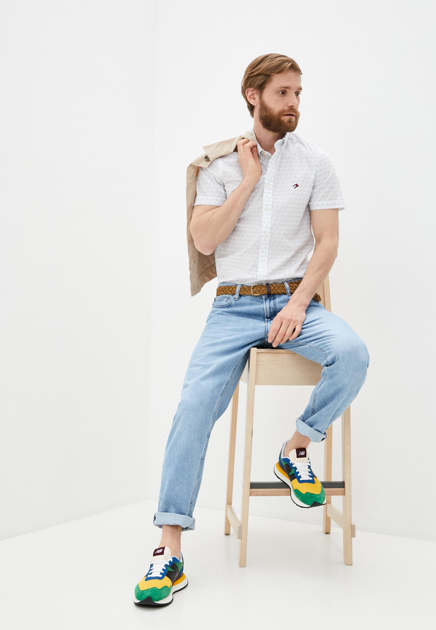 Рубашка с длинным рукавом Tommy Hilfiger (Томми Хилфигер) MW0MW17602: изображение 2