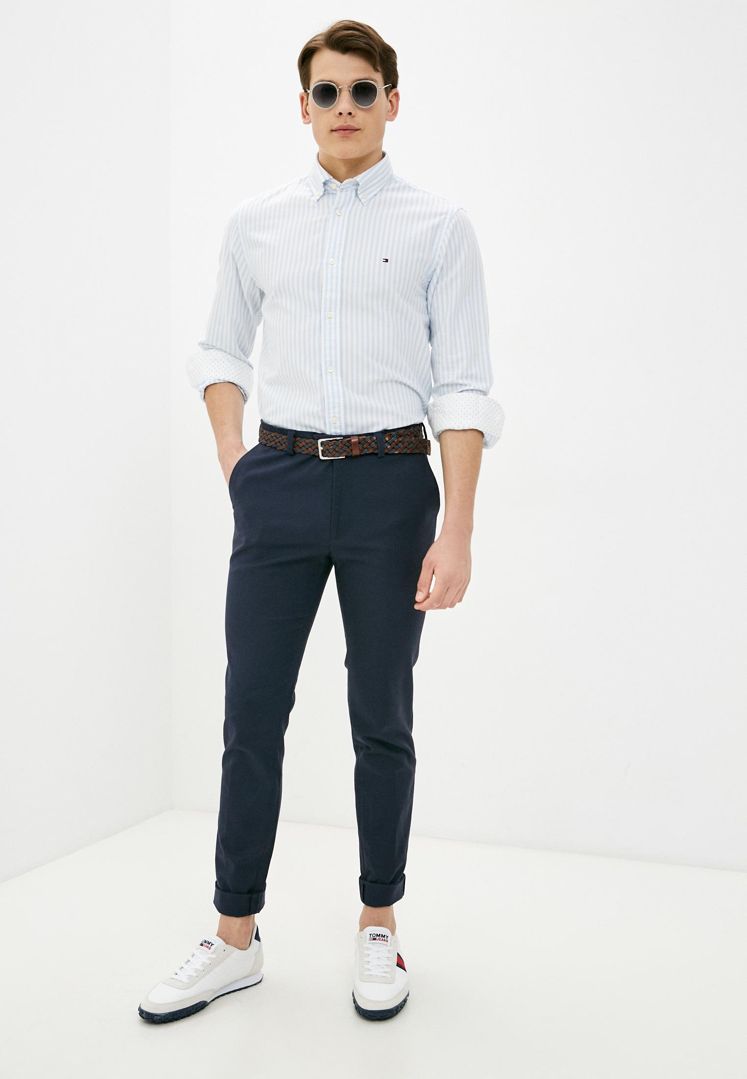 Рубашка с длинным рукавом Tommy Hilfiger (Томми Хилфигер) MW0MW17630: изображение 2