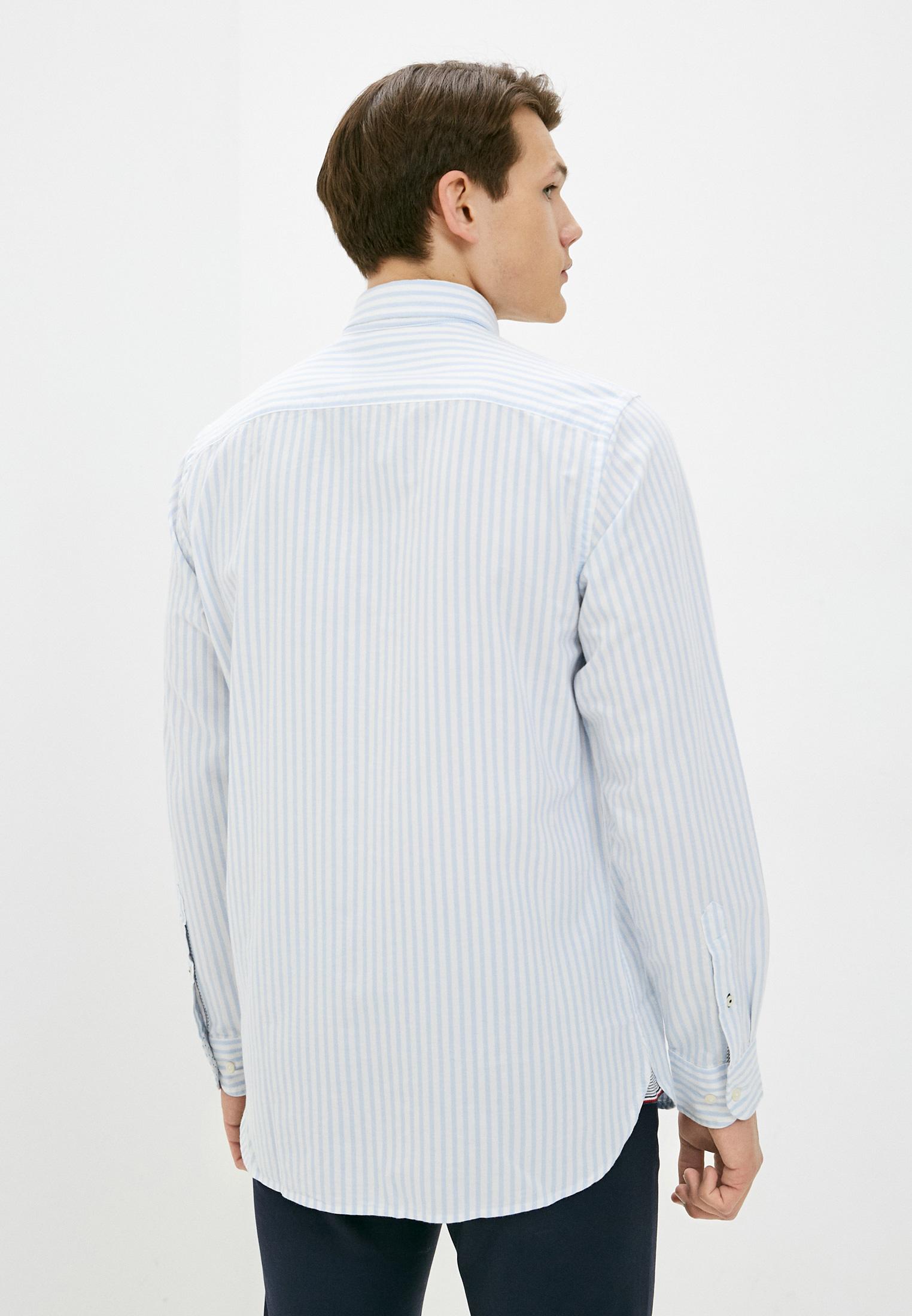 Рубашка с длинным рукавом Tommy Hilfiger (Томми Хилфигер) MW0MW17630: изображение 3
