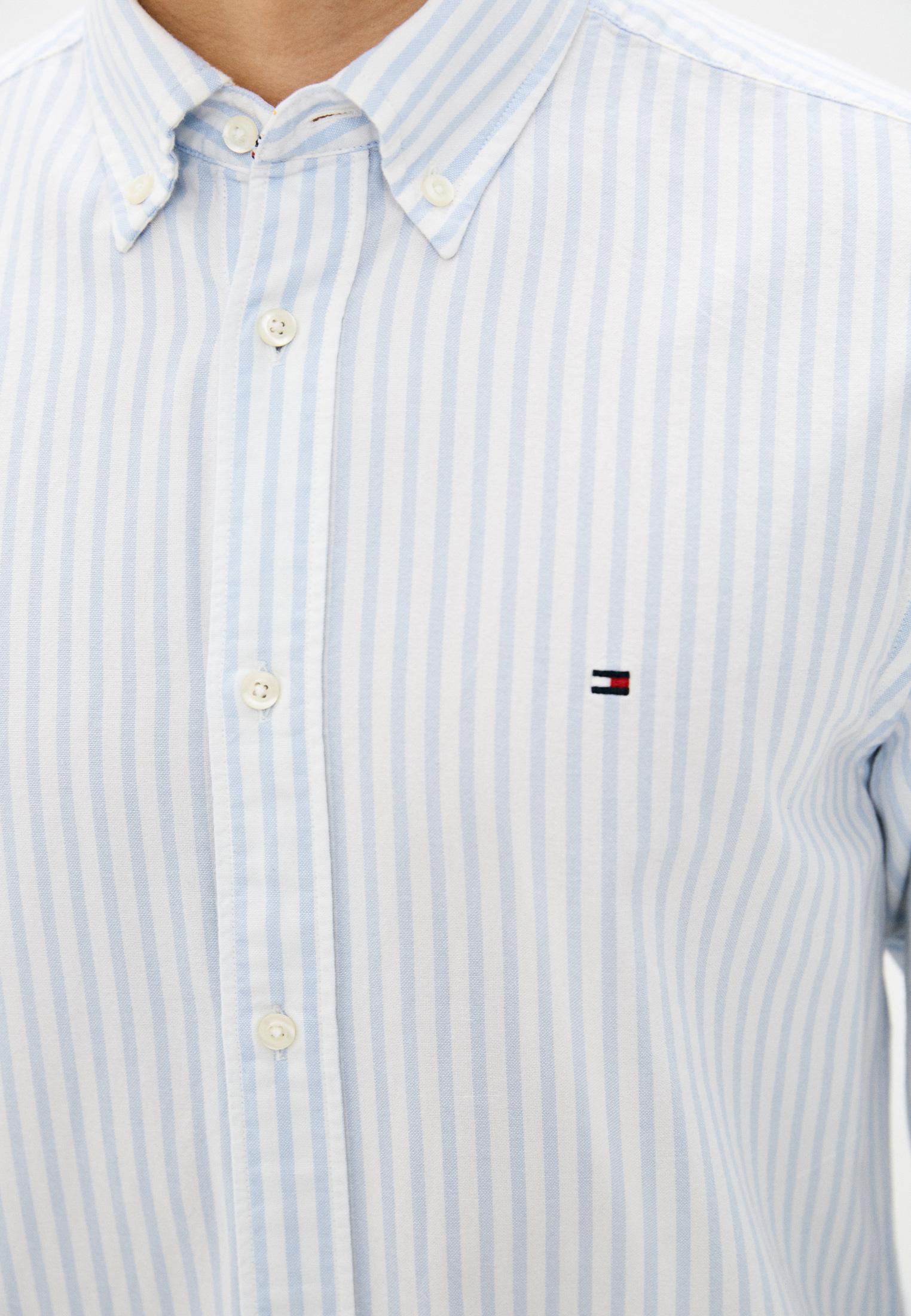 Рубашка с длинным рукавом Tommy Hilfiger (Томми Хилфигер) MW0MW17630: изображение 4
