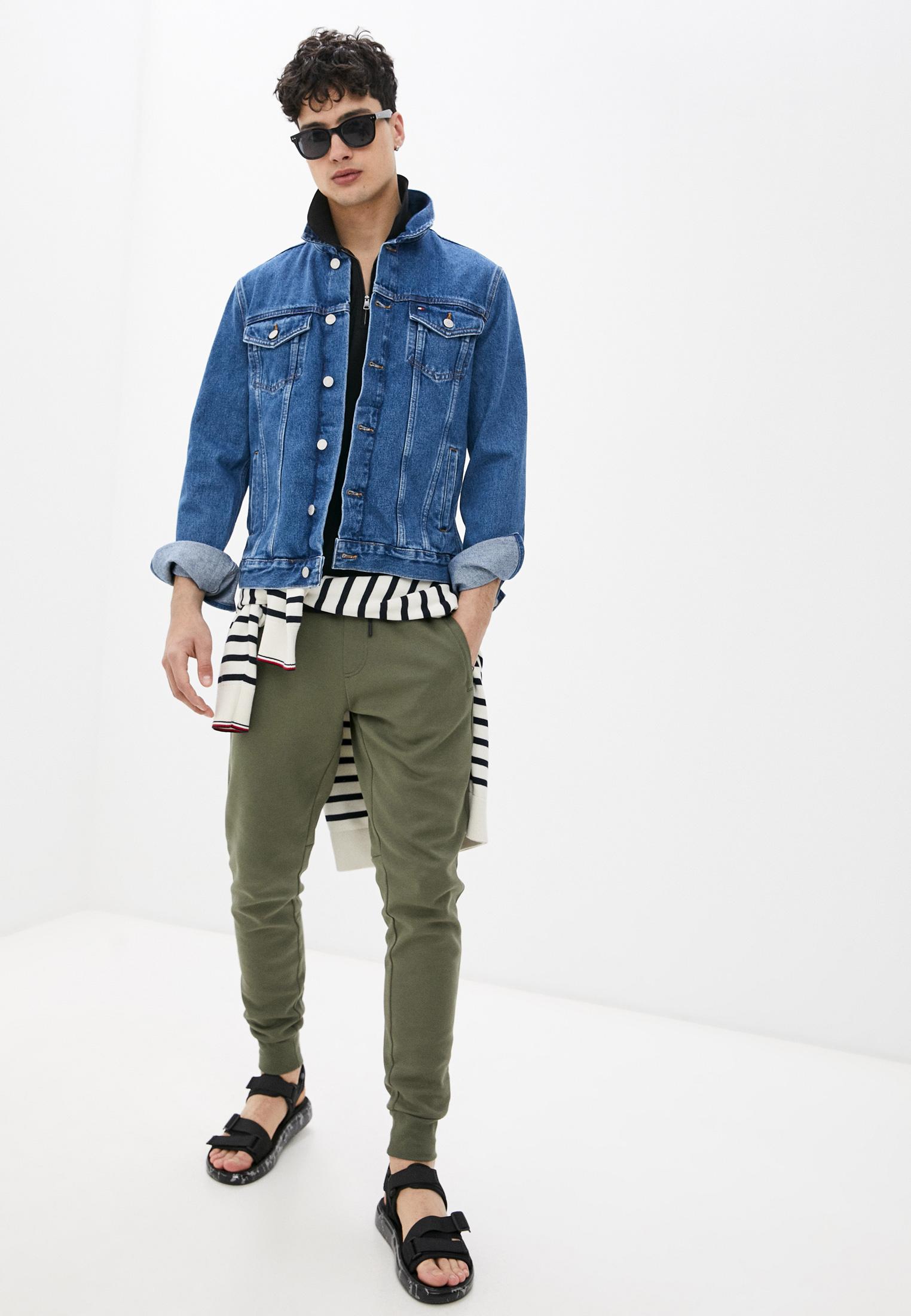 Джинсовая куртка Tommy Hilfiger (Томми Хилфигер) MW0MW18350: изображение 2