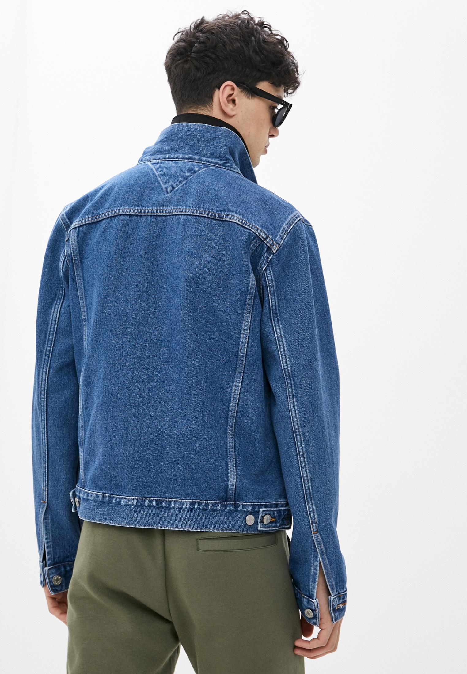 Джинсовая куртка Tommy Hilfiger (Томми Хилфигер) MW0MW18350: изображение 3