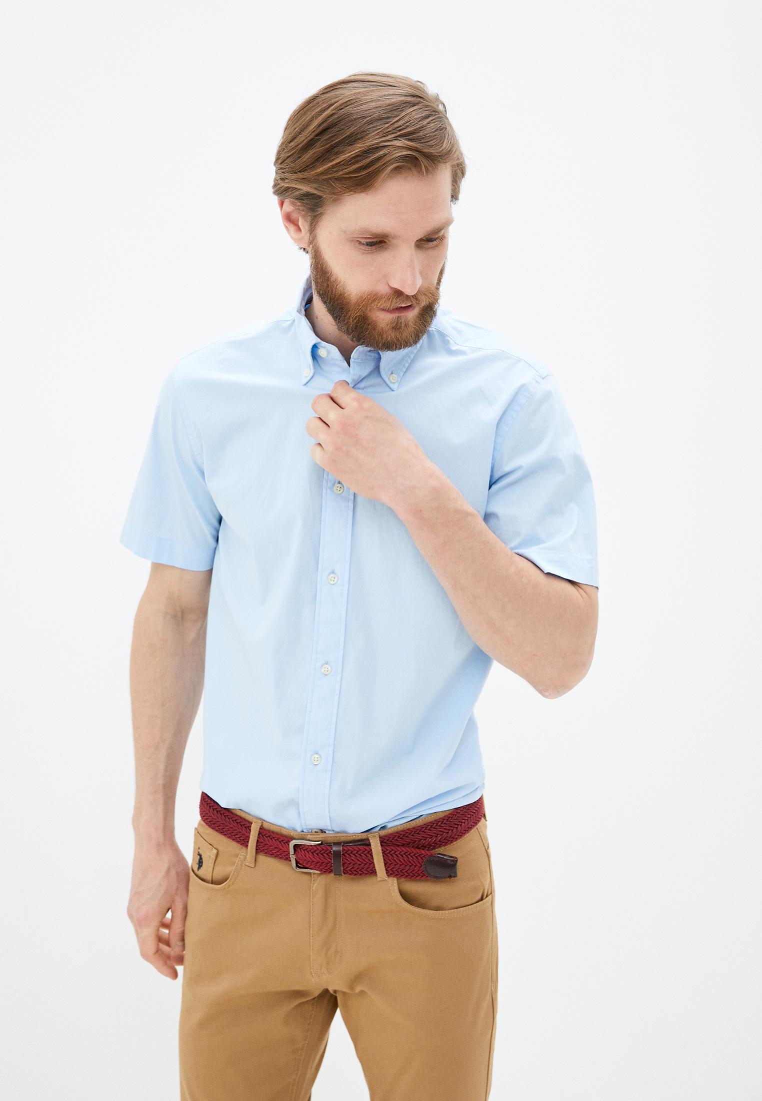 Рубашка с длинным рукавом Tommy Hilfiger (Томми Хилфигер) MW0MW18405