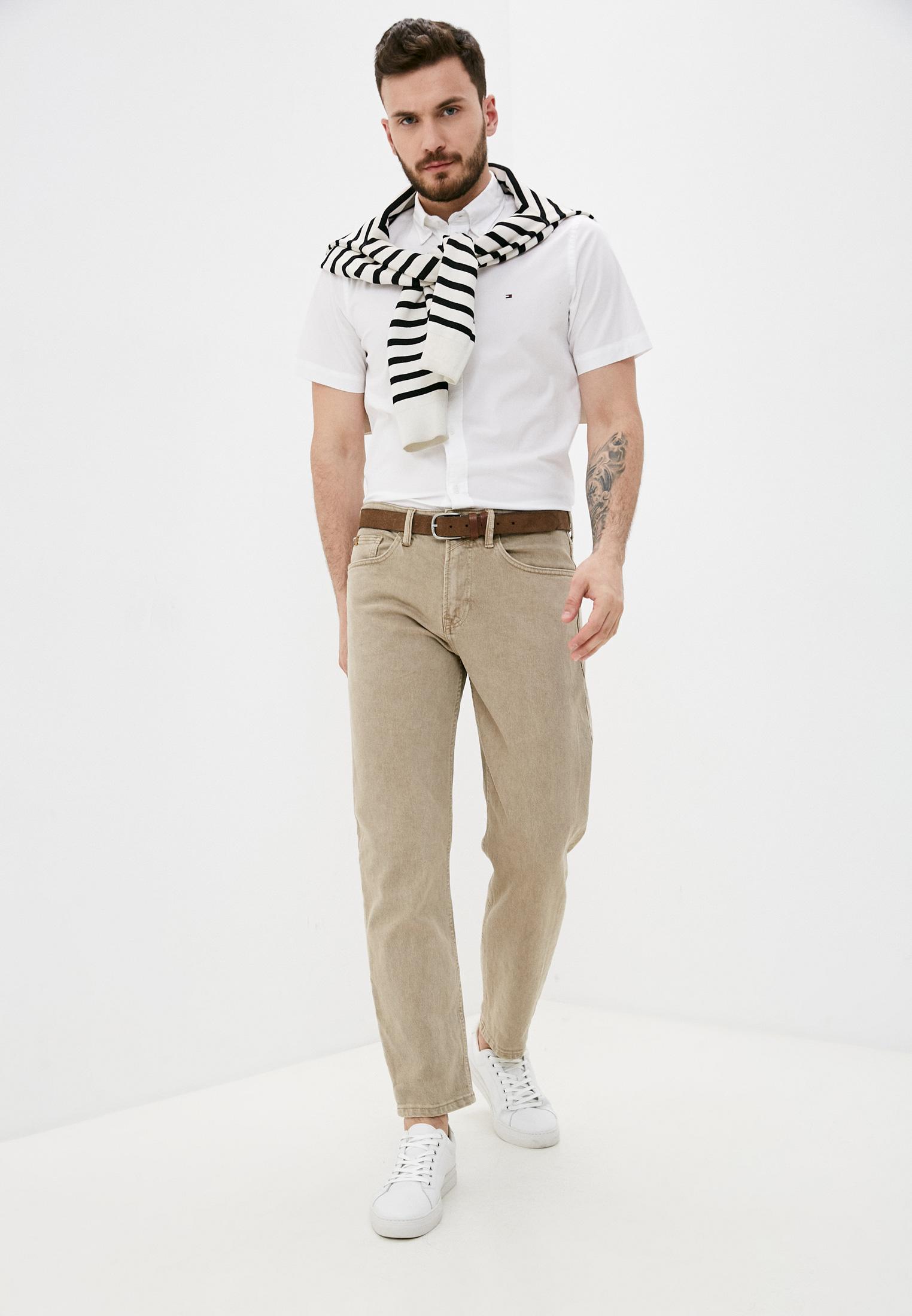 Рубашка с длинным рукавом Tommy Hilfiger (Томми Хилфигер) MW0MW18405: изображение 2