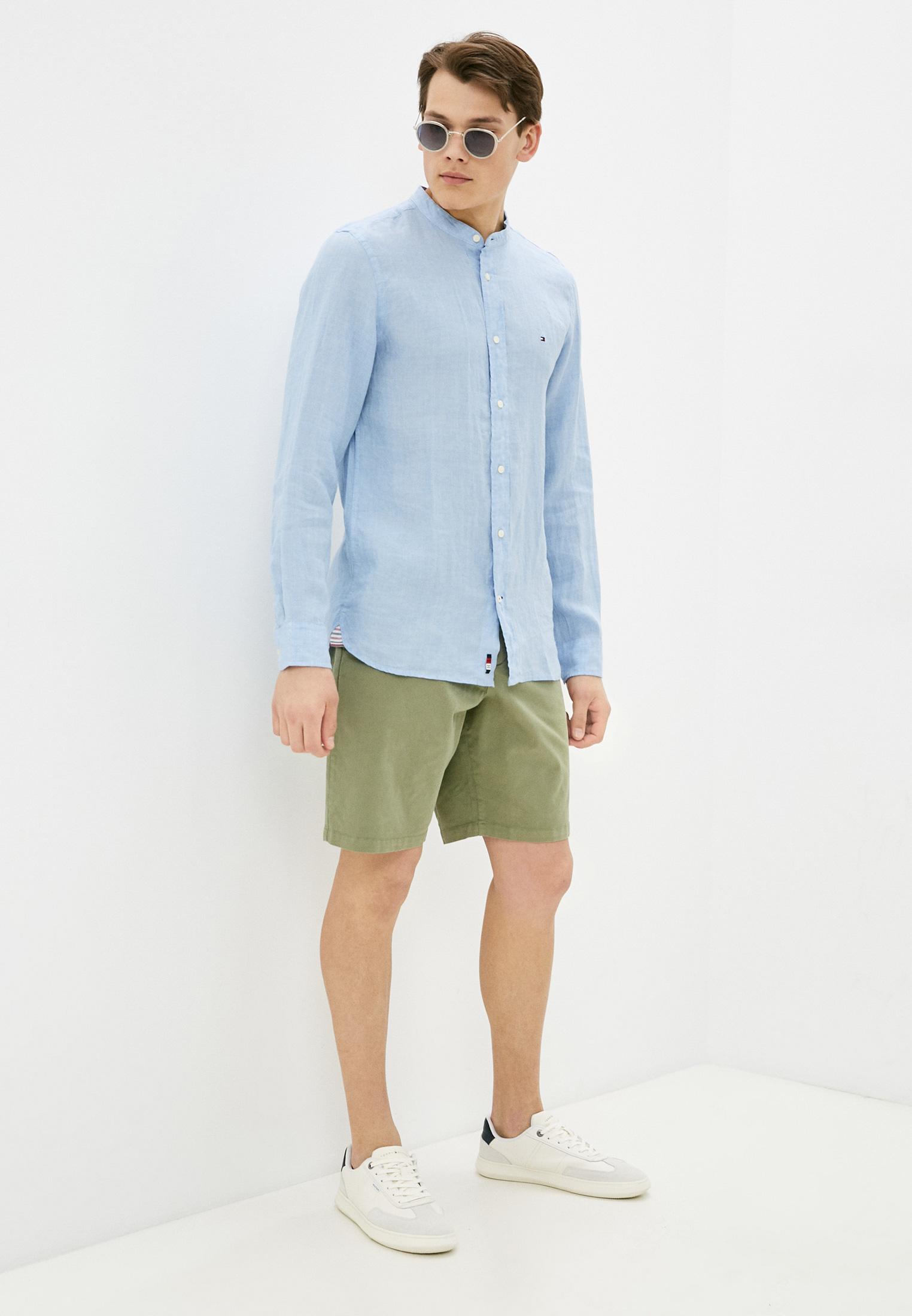 Рубашка с длинным рукавом Tommy Hilfiger (Томми Хилфигер) MW0MW18446: изображение 2