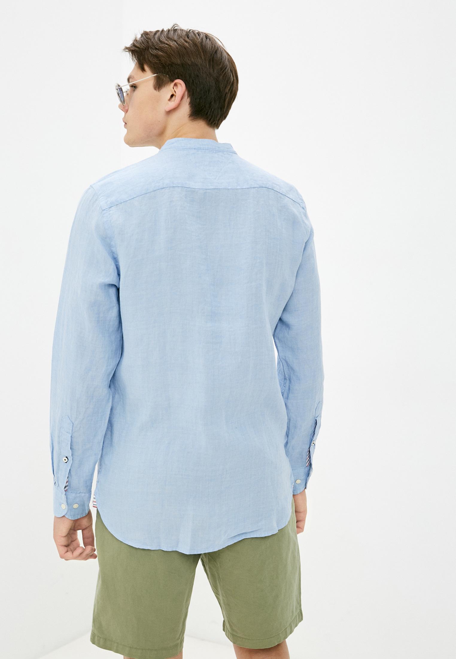 Рубашка с длинным рукавом Tommy Hilfiger (Томми Хилфигер) MW0MW18446: изображение 3