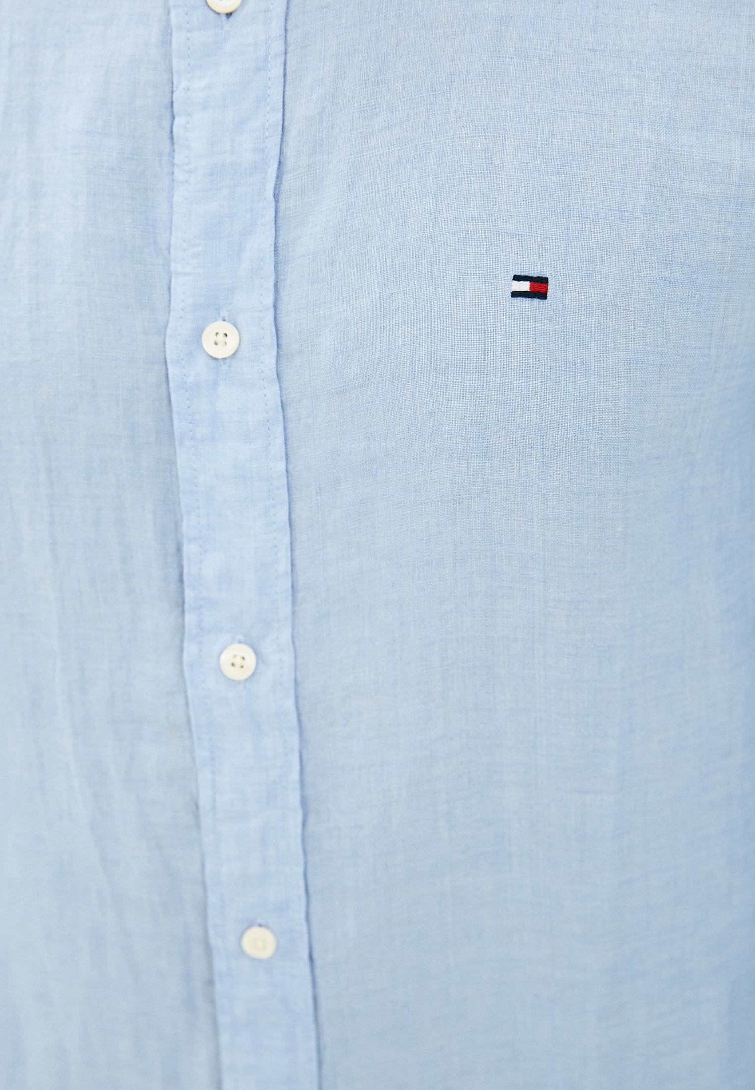 Рубашка с длинным рукавом Tommy Hilfiger (Томми Хилфигер) MW0MW18446: изображение 4