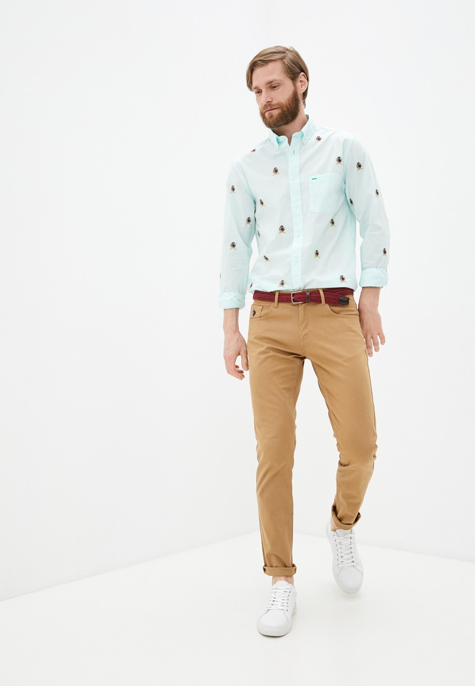 Рубашка с длинным рукавом Tommy Hilfiger (Томми Хилфигер) MW0MW18509: изображение 3