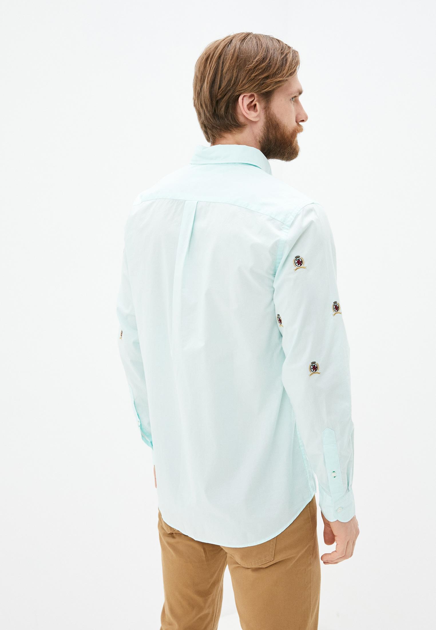 Рубашка с длинным рукавом Tommy Hilfiger (Томми Хилфигер) MW0MW18509: изображение 4