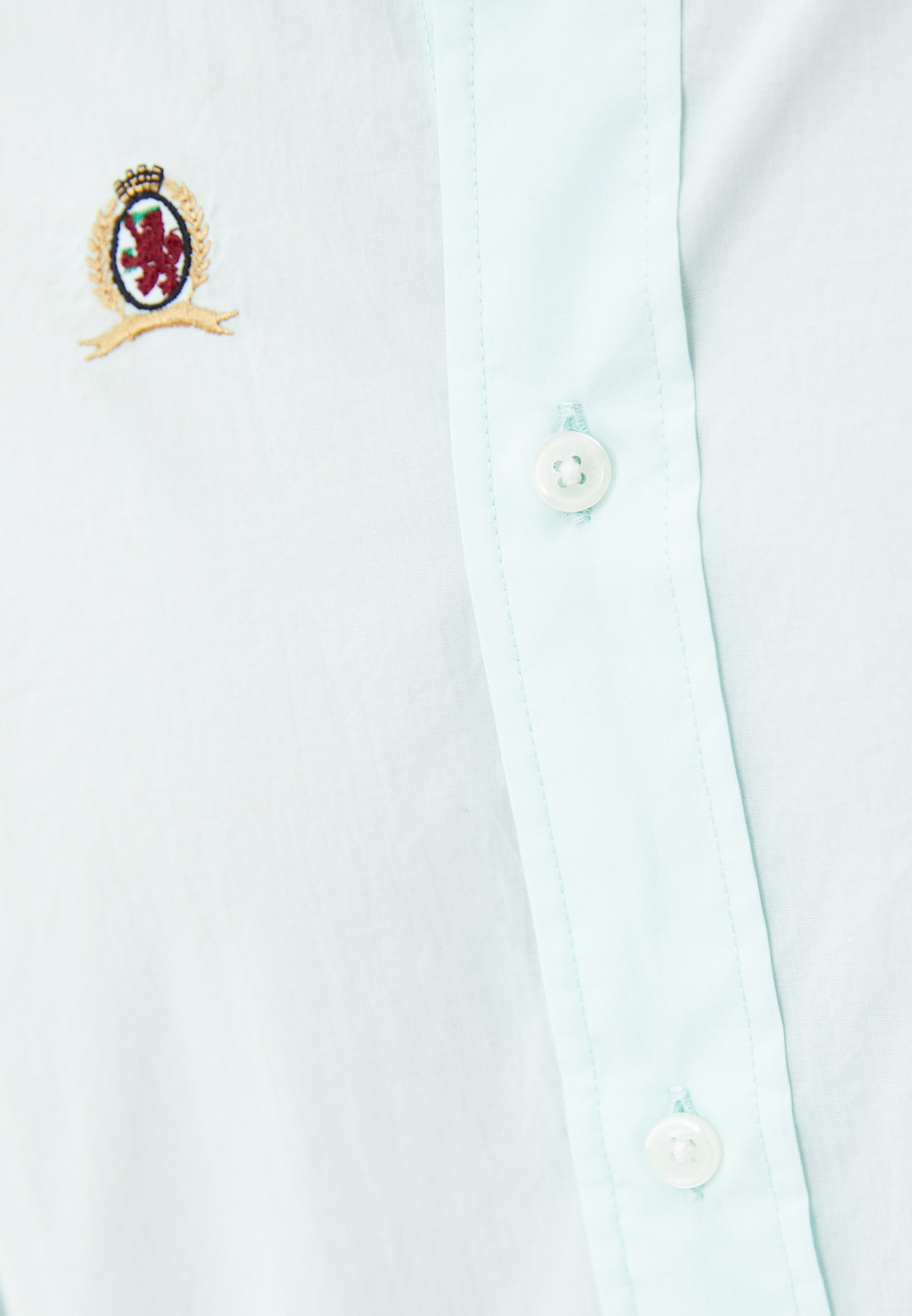 Рубашка с длинным рукавом Tommy Hilfiger (Томми Хилфигер) MW0MW18509: изображение 5