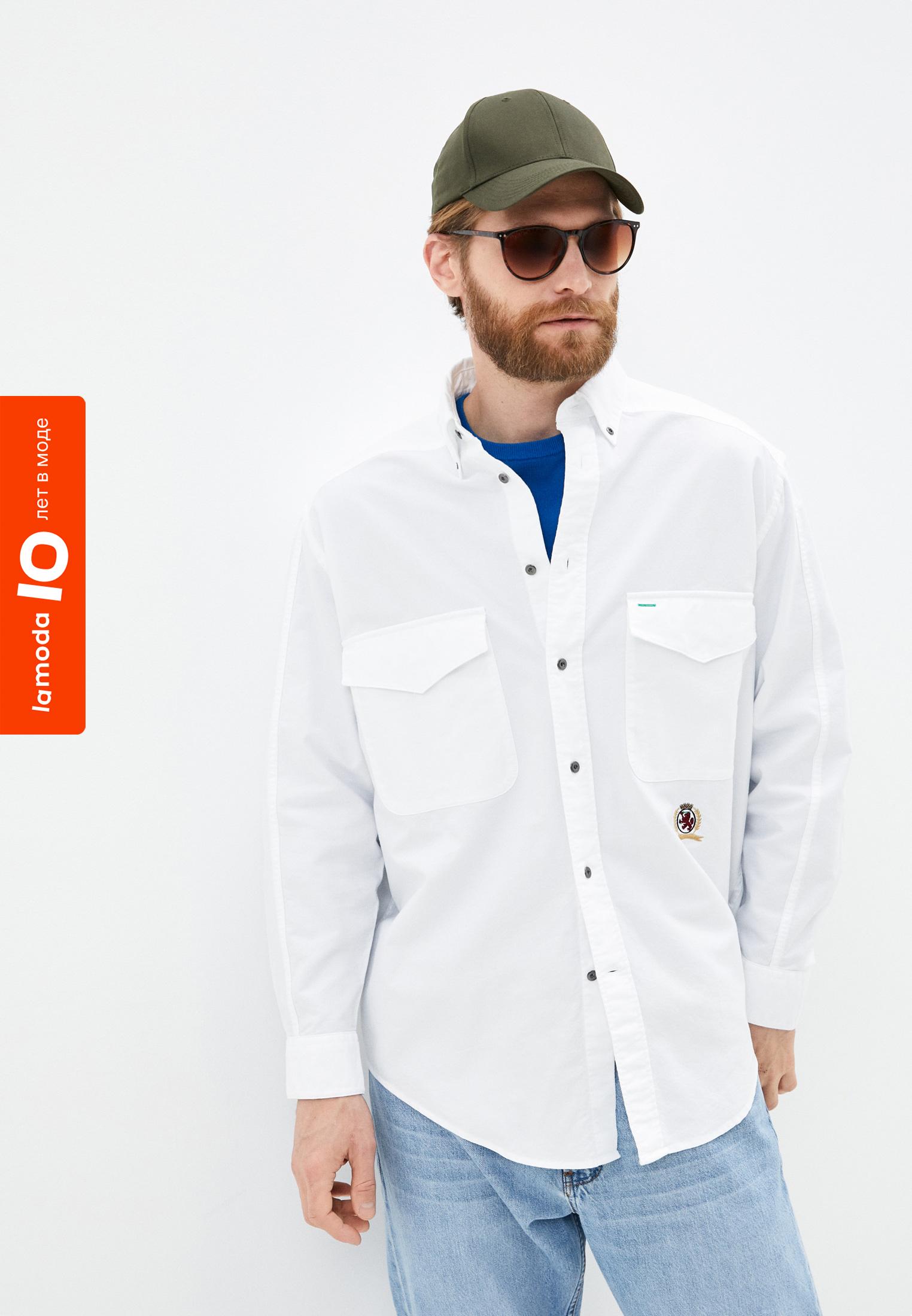 Рубашка Tommy Hilfiger (Томми Хилфигер) MW0MW18512: изображение 2