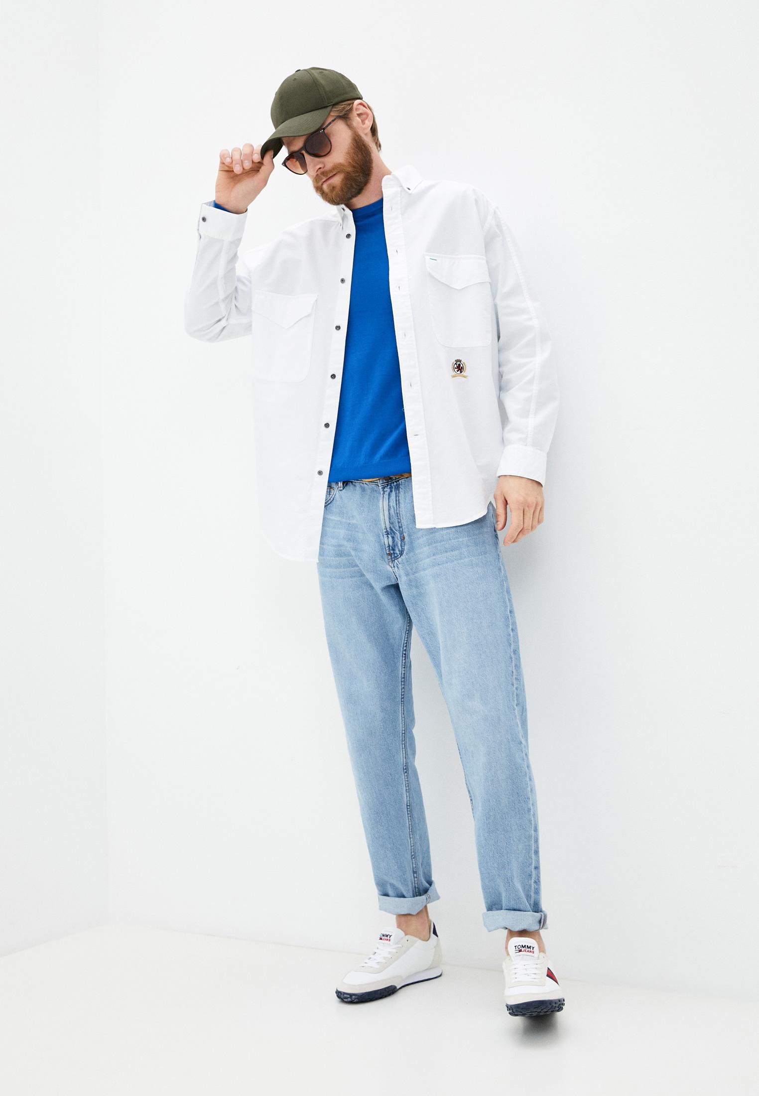 Рубашка Tommy Hilfiger (Томми Хилфигер) MW0MW18512: изображение 3