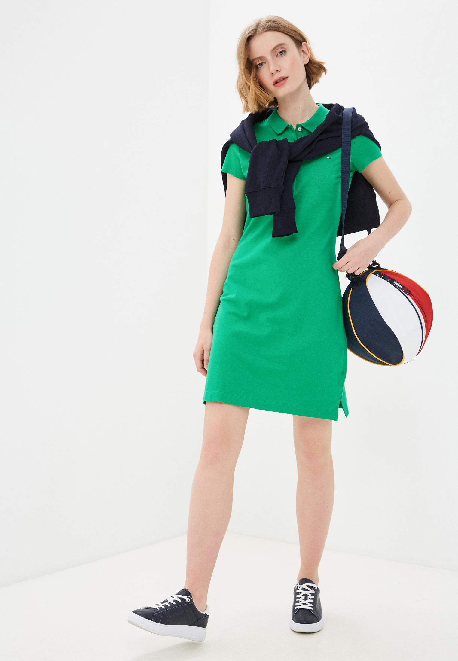 Платье Tommy Hilfiger (Томми Хилфигер) WW0WW27949: изображение 2