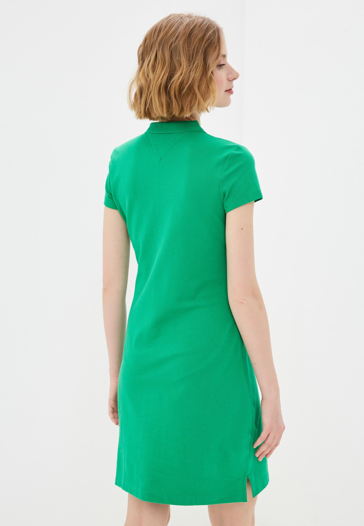 Платье Tommy Hilfiger (Томми Хилфигер) WW0WW27949: изображение 3