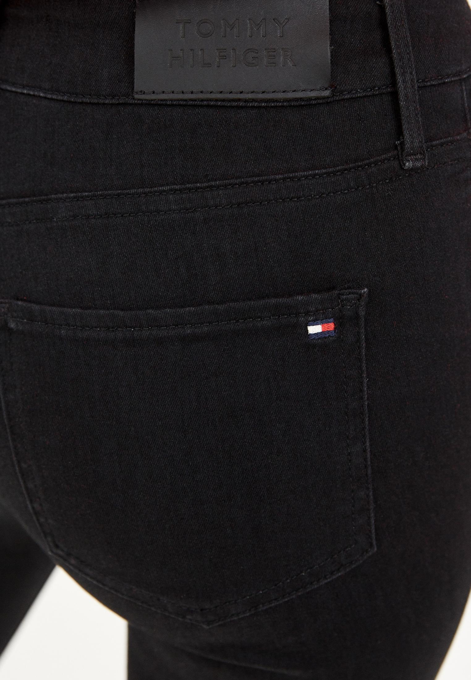 Зауженные джинсы Tommy Hilfiger (Томми Хилфигер) WW0WW28789: изображение 4