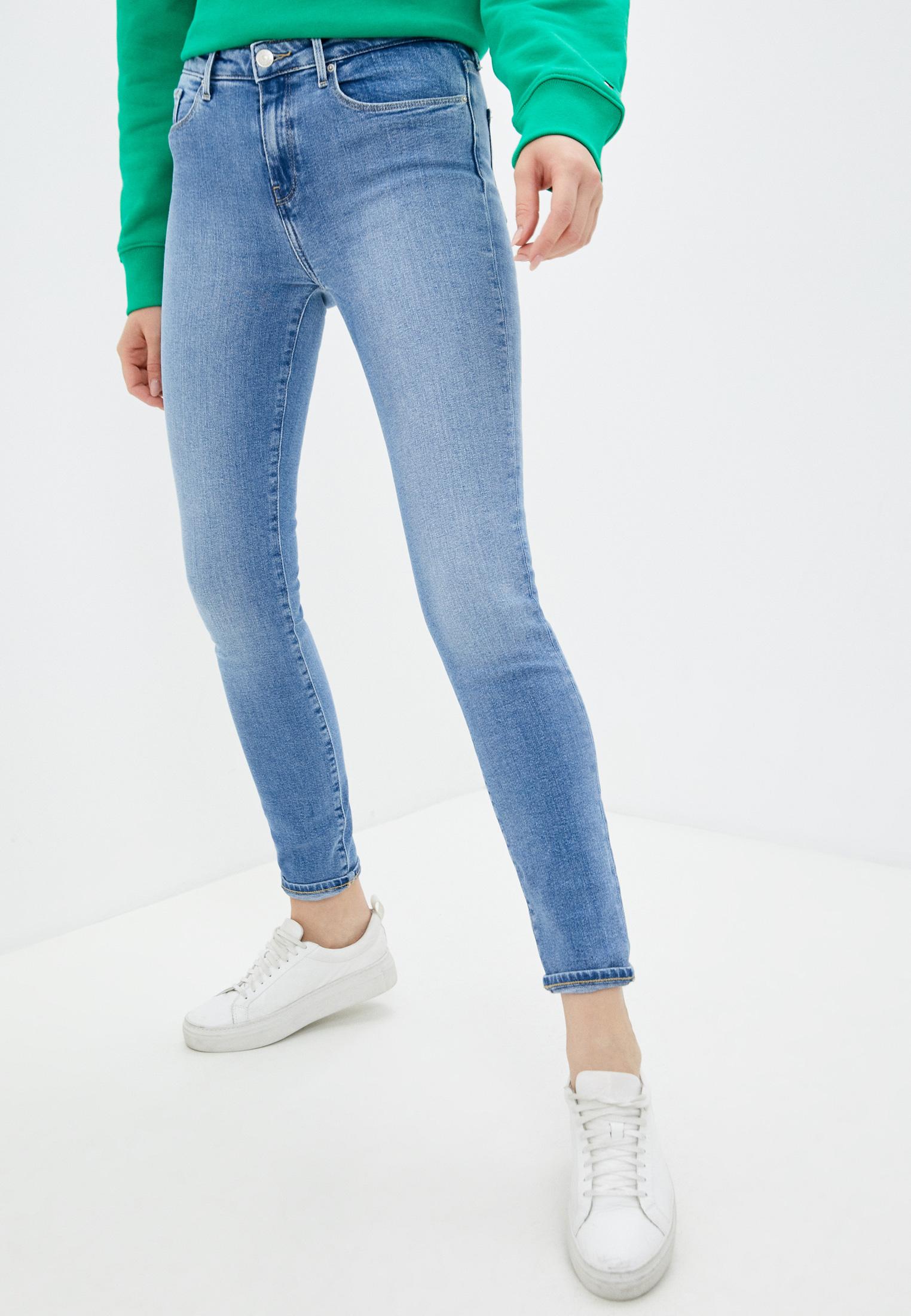 Зауженные джинсы Tommy Hilfiger (Томми Хилфигер) WW0WW30198