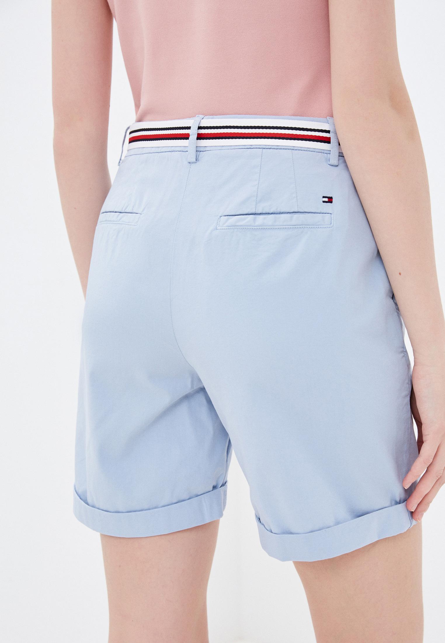 Женские повседневные шорты Tommy Hilfiger (Томми Хилфигер) WW0WW30482: изображение 3