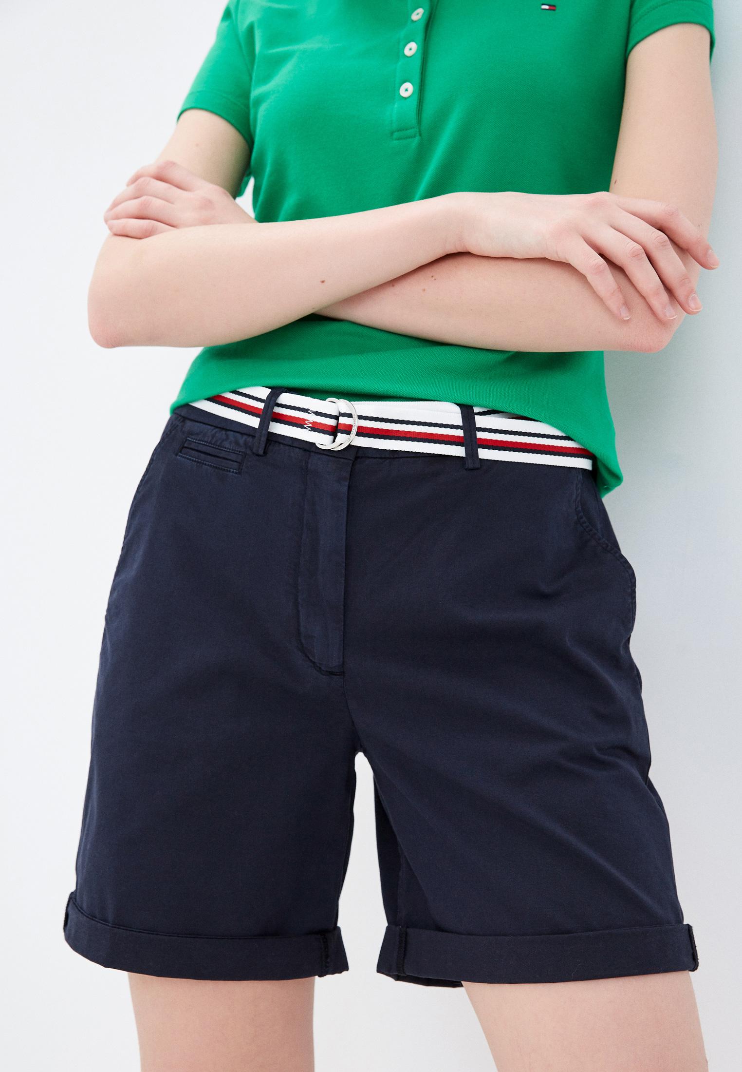 Женские повседневные шорты Tommy Hilfiger (Томми Хилфигер) Шорты Tommy Hilfiger