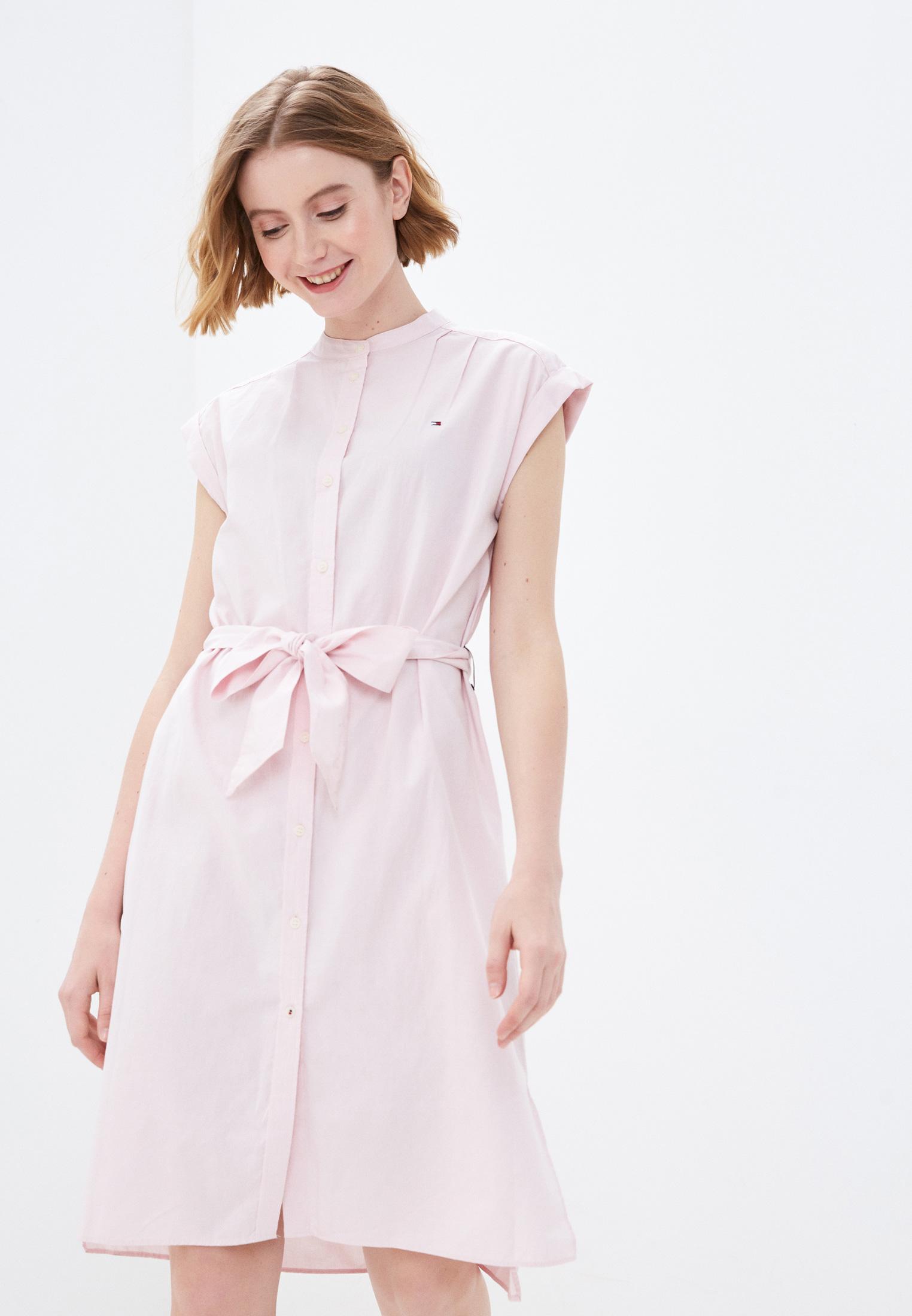 Платье Tommy Hilfiger (Томми Хилфигер) WW0WW30596: изображение 1