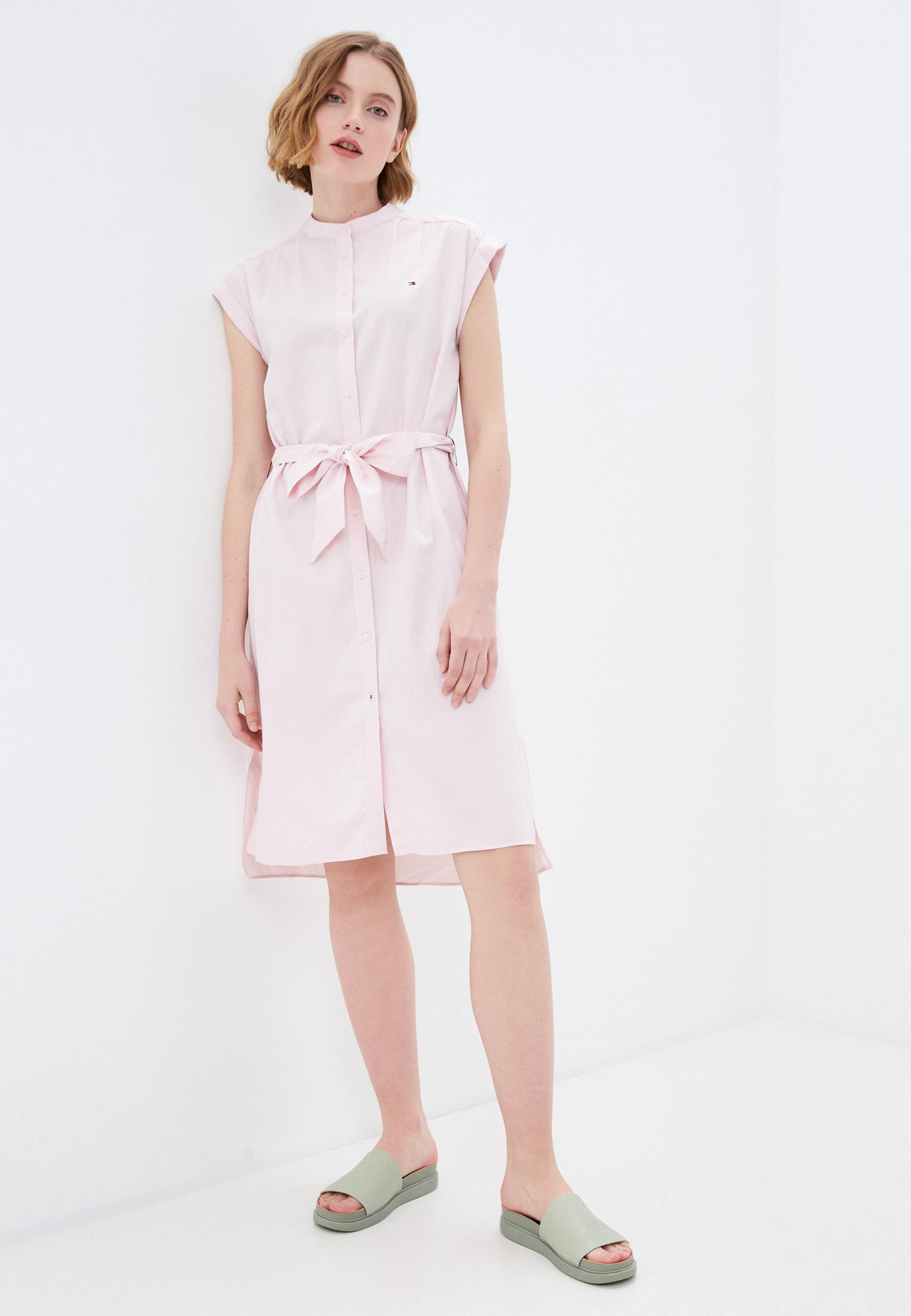 Платье Tommy Hilfiger (Томми Хилфигер) WW0WW30596: изображение 2