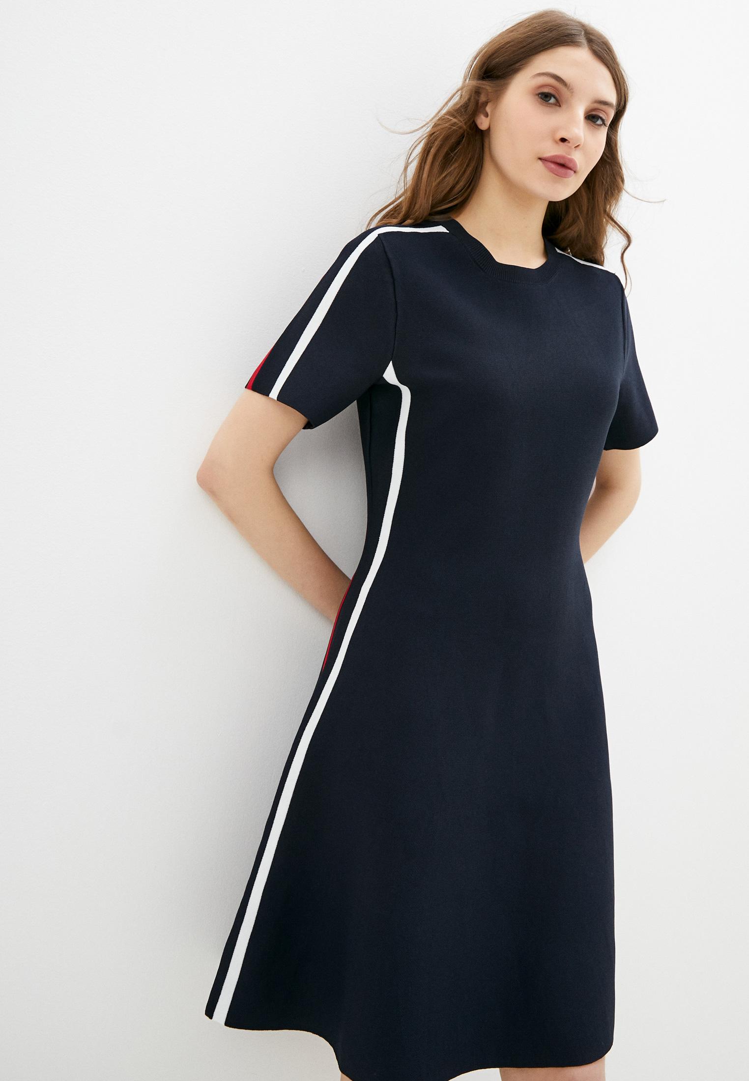 Вязаное платье Tommy Hilfiger (Томми Хилфигер) WW0WW30686: изображение 1