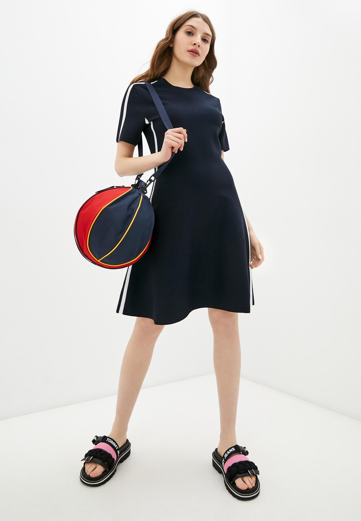 Вязаное платье Tommy Hilfiger (Томми Хилфигер) WW0WW30686: изображение 2