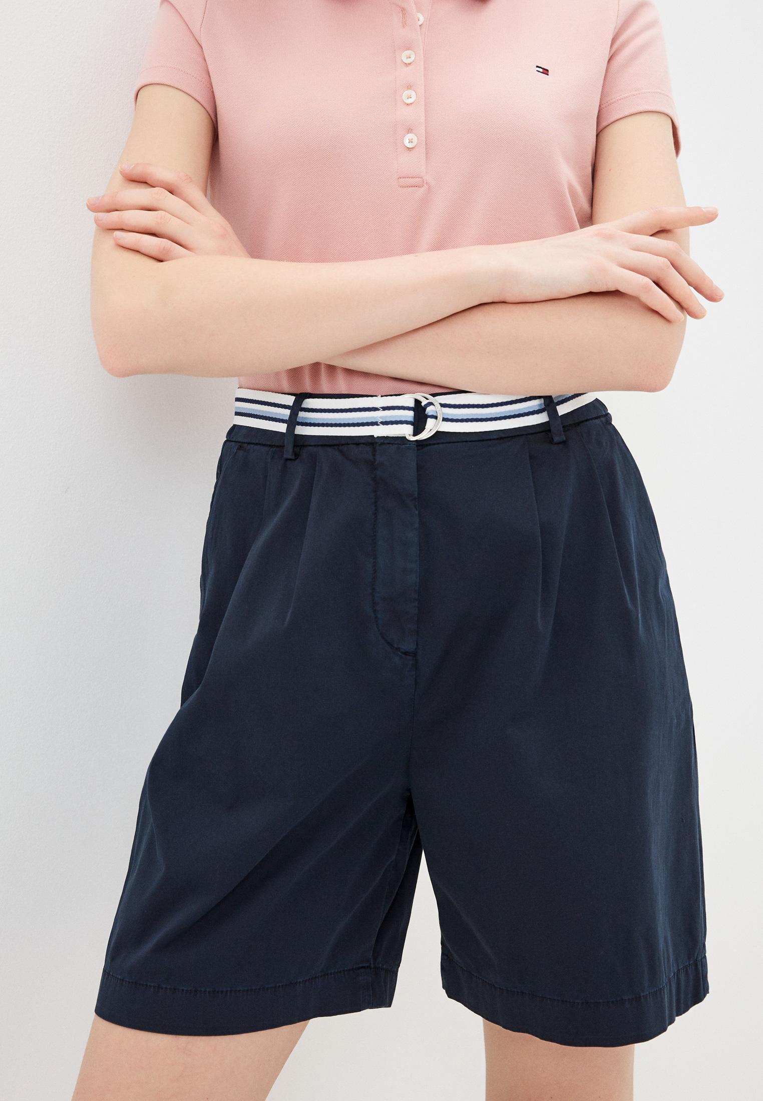 Женские повседневные шорты Tommy Hilfiger (Томми Хилфигер) WW0WW30835