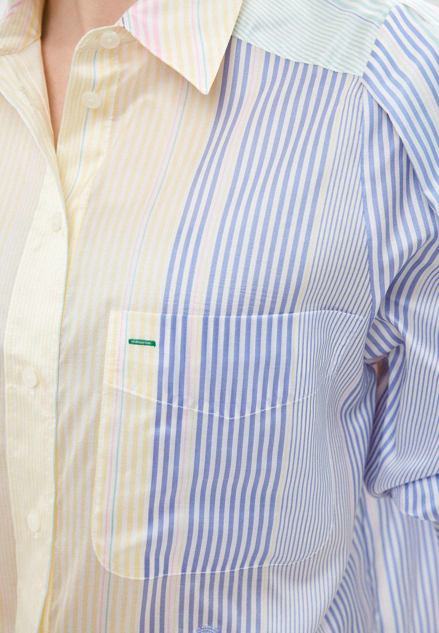 Блуза Tommy Hilfiger (Томми Хилфигер) WW0WW30936: изображение 4