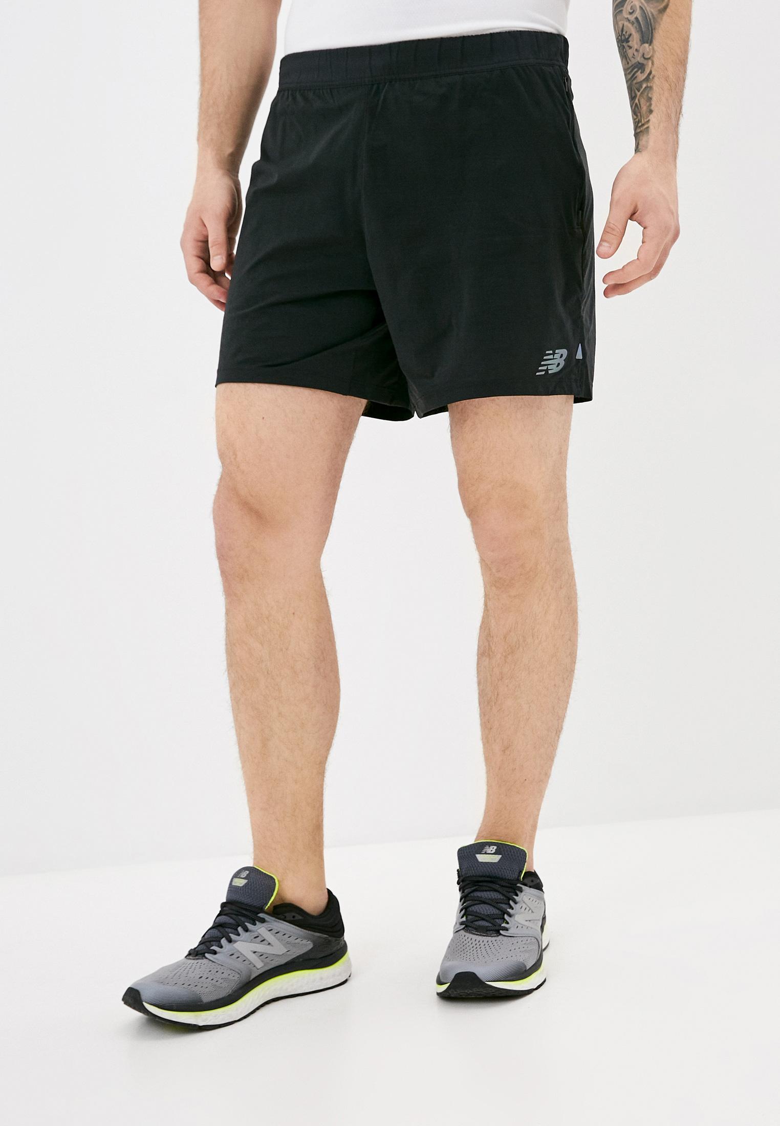 Мужские шорты New Balance (Нью Баланс) MS03263