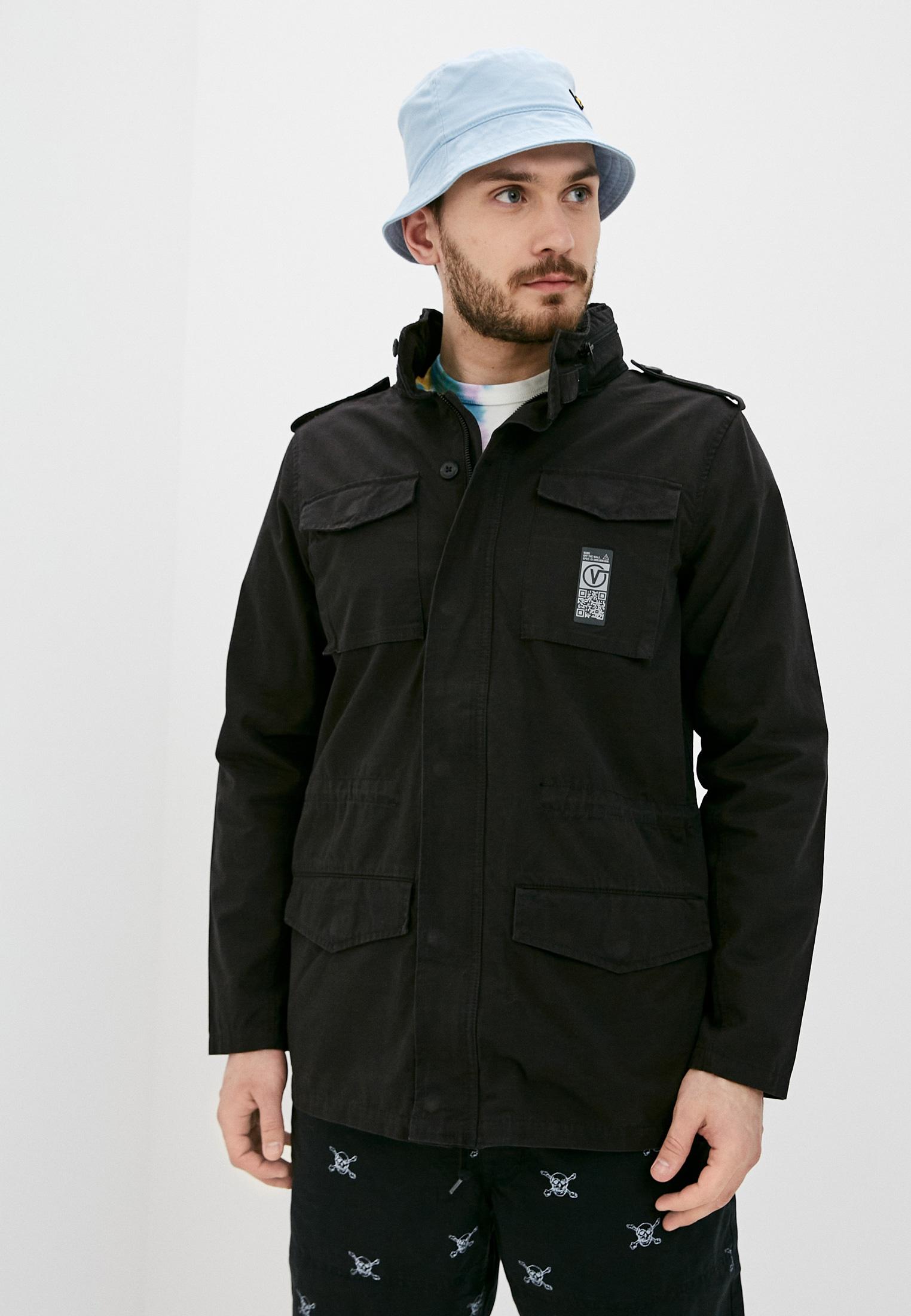 Мужская верхняя одежда VANS (ВАНС) VA5DYRBLK