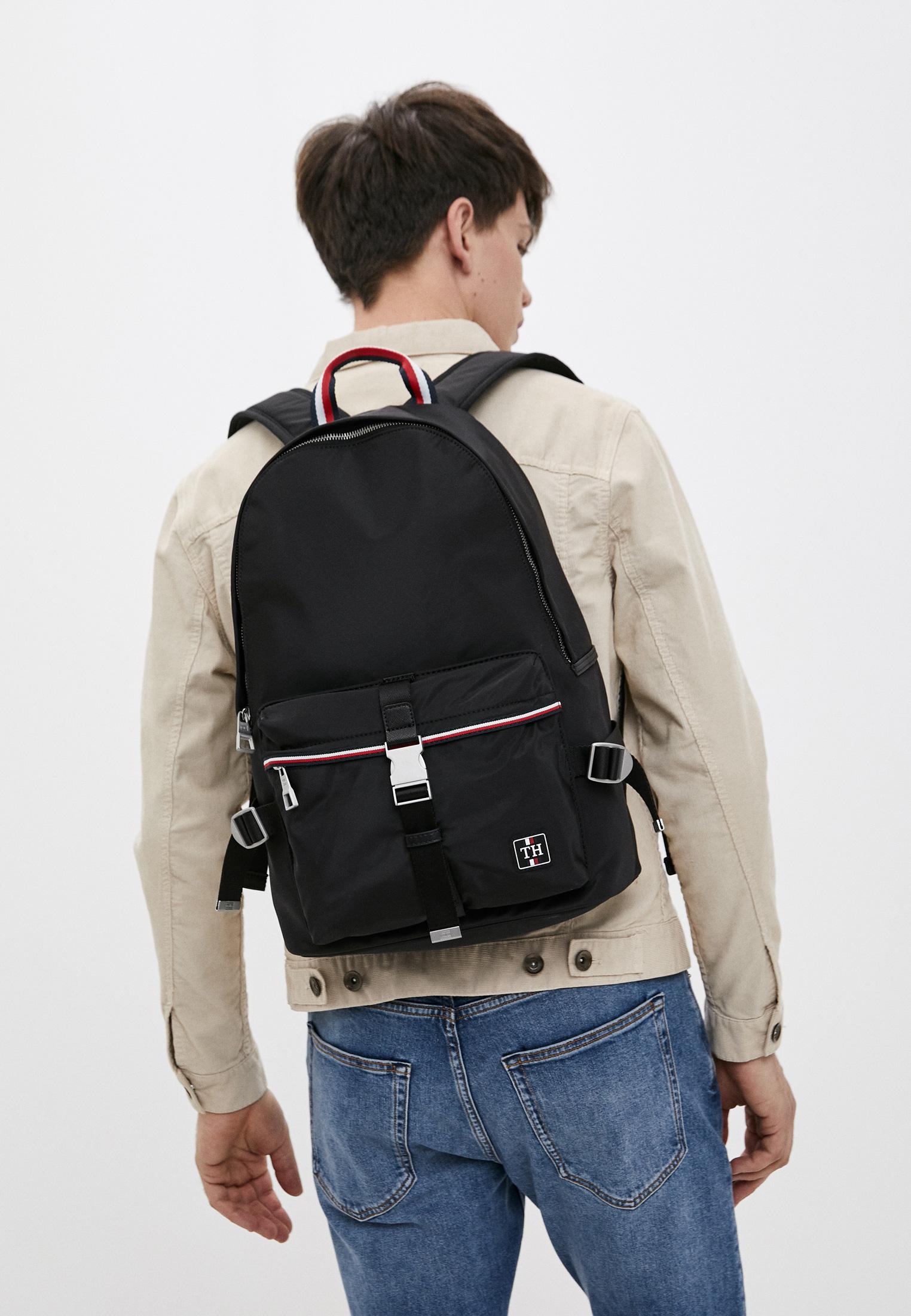 Городской рюкзак Tommy Hilfiger (Томми Хилфигер) AM0AM07243: изображение 4