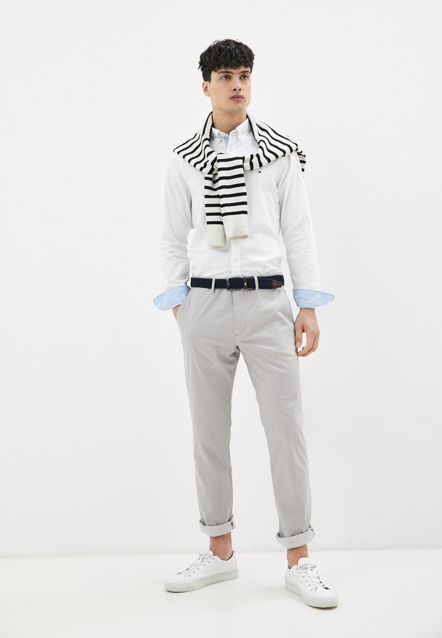 Рубашка с длинным рукавом Tommy Hilfiger (Томми Хилфигер) MW0MW17640: изображение 2