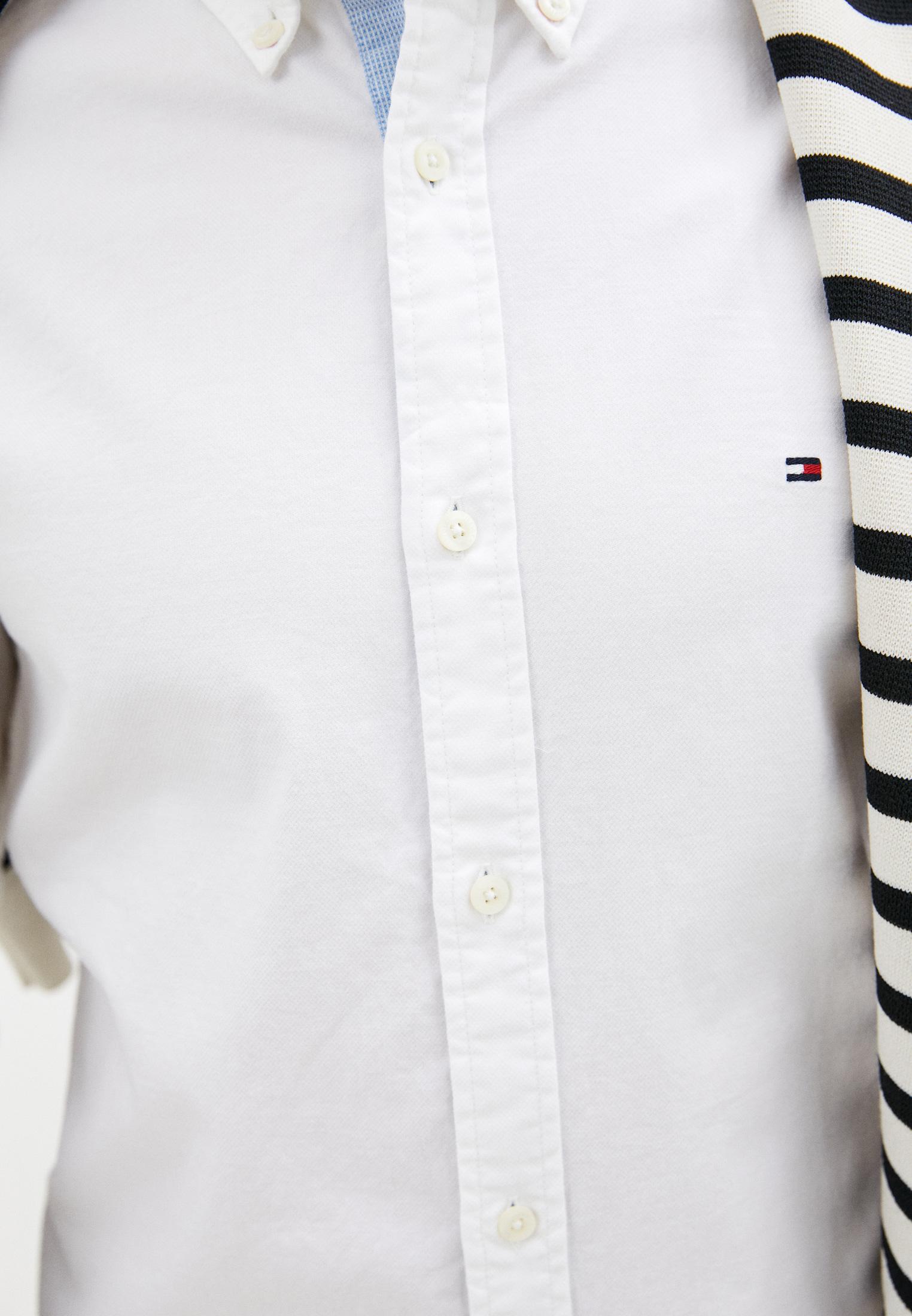 Рубашка с длинным рукавом Tommy Hilfiger (Томми Хилфигер) MW0MW17640: изображение 4