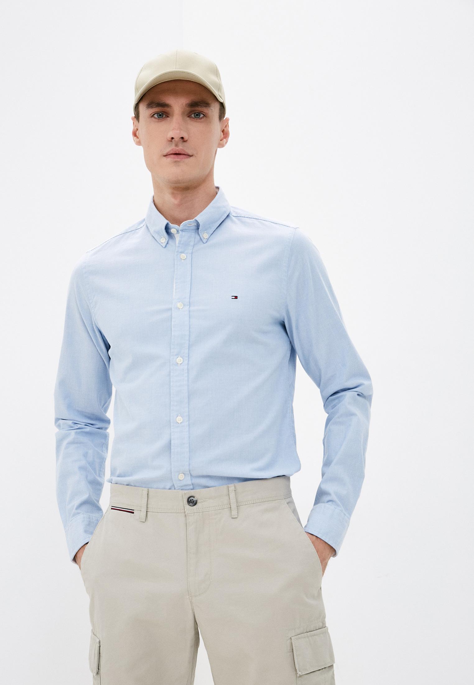 Рубашка с длинным рукавом Tommy Hilfiger (Томми Хилфигер) MW0MW17640