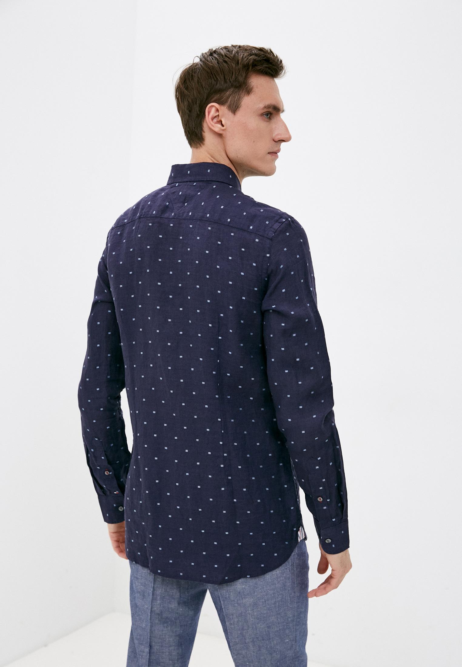 Рубашка с длинным рукавом Tommy Hilfiger (Томми Хилфигер) MW0MW17647: изображение 3