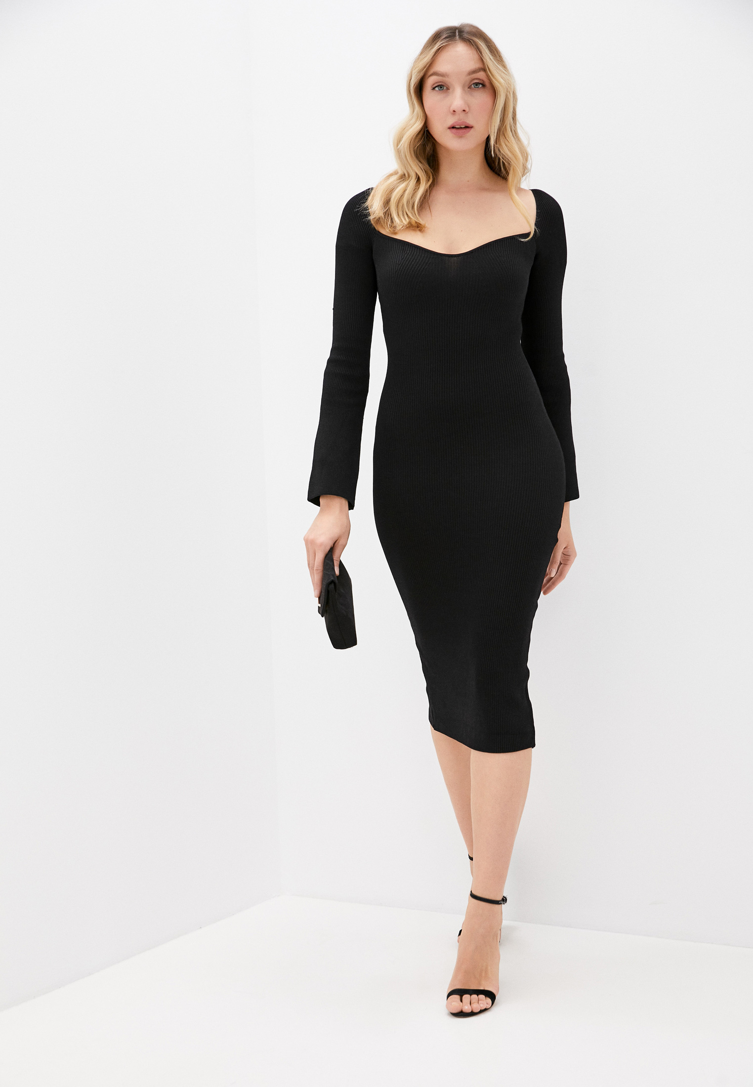 Вязаное платье Imocean VL21-15651