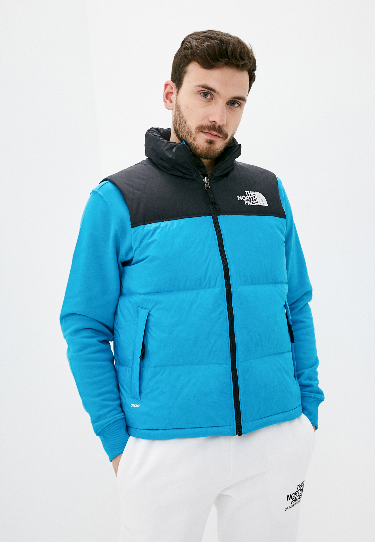 Мужская верхняя одежда The North Face (Зе Норт Фейс) TA3JQQ
