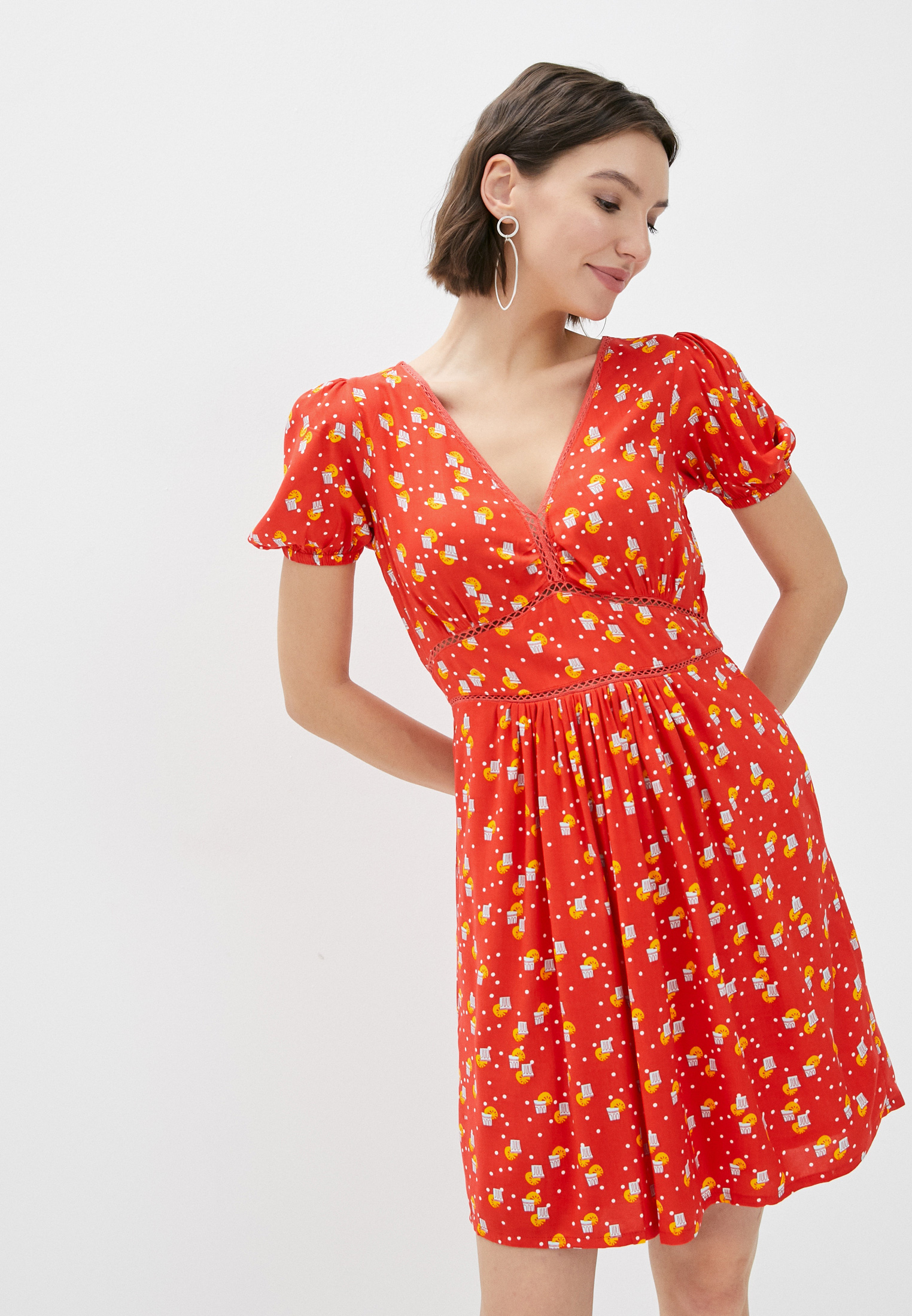 Платье Compania Fantastica SP21SHE12