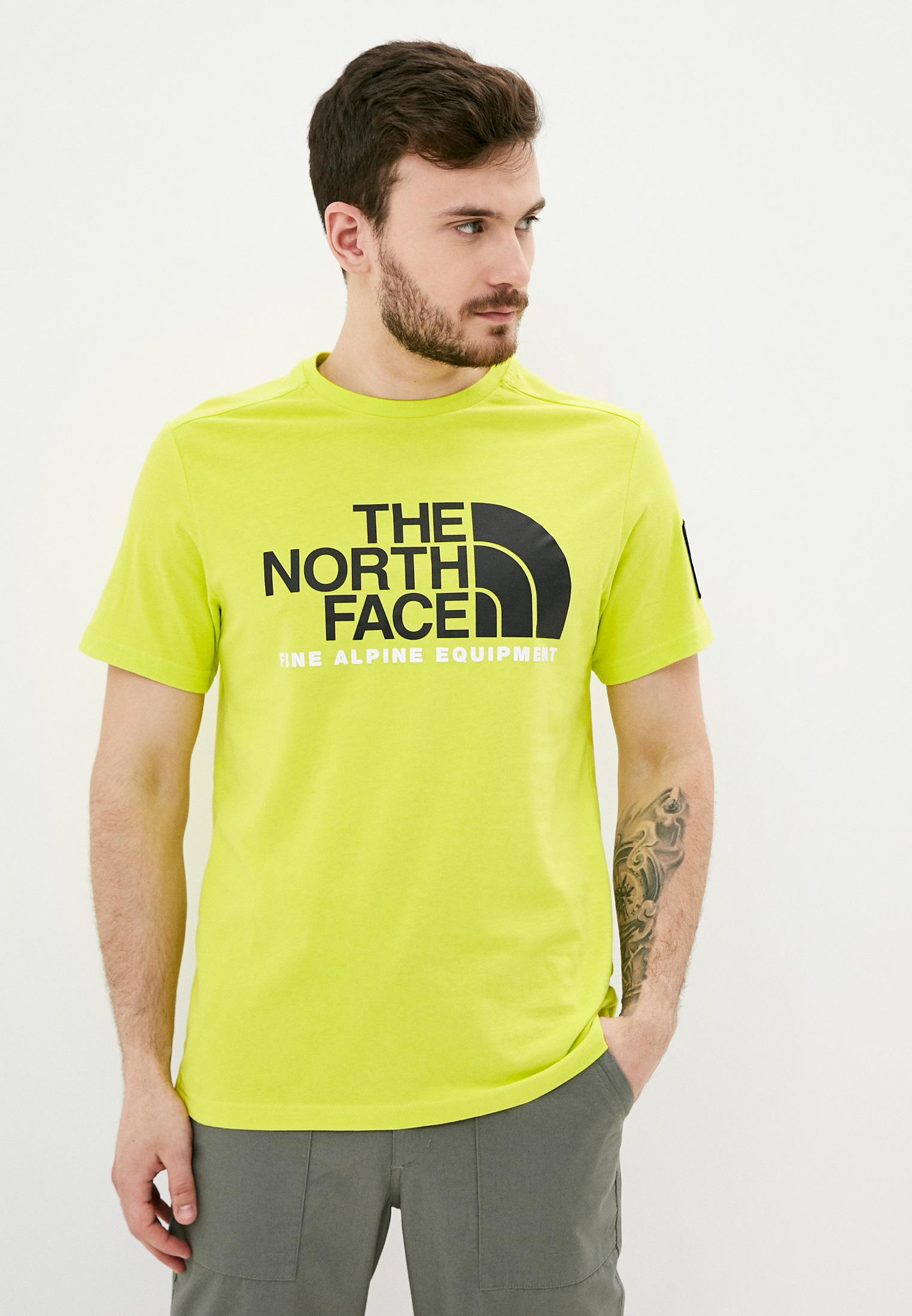 Футболка The North Face (Норт Фейс) TA4M6N