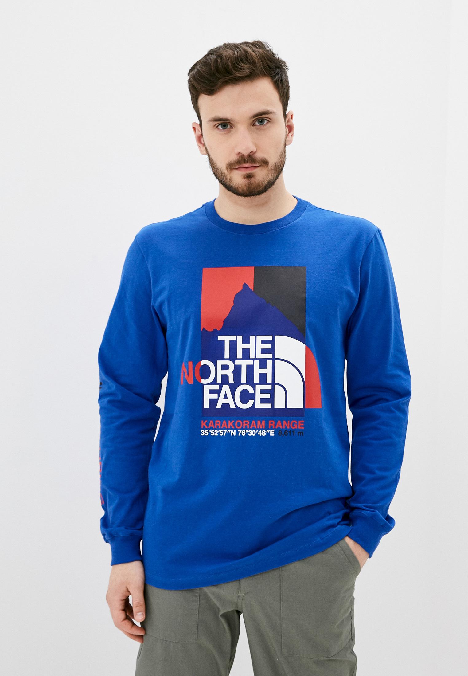 Футболка The North Face (Норт Фейс) TA55UK
