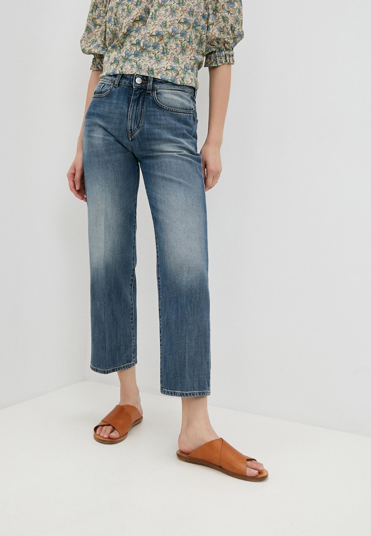 Прямые джинсы Seventy Джинсы Seventy