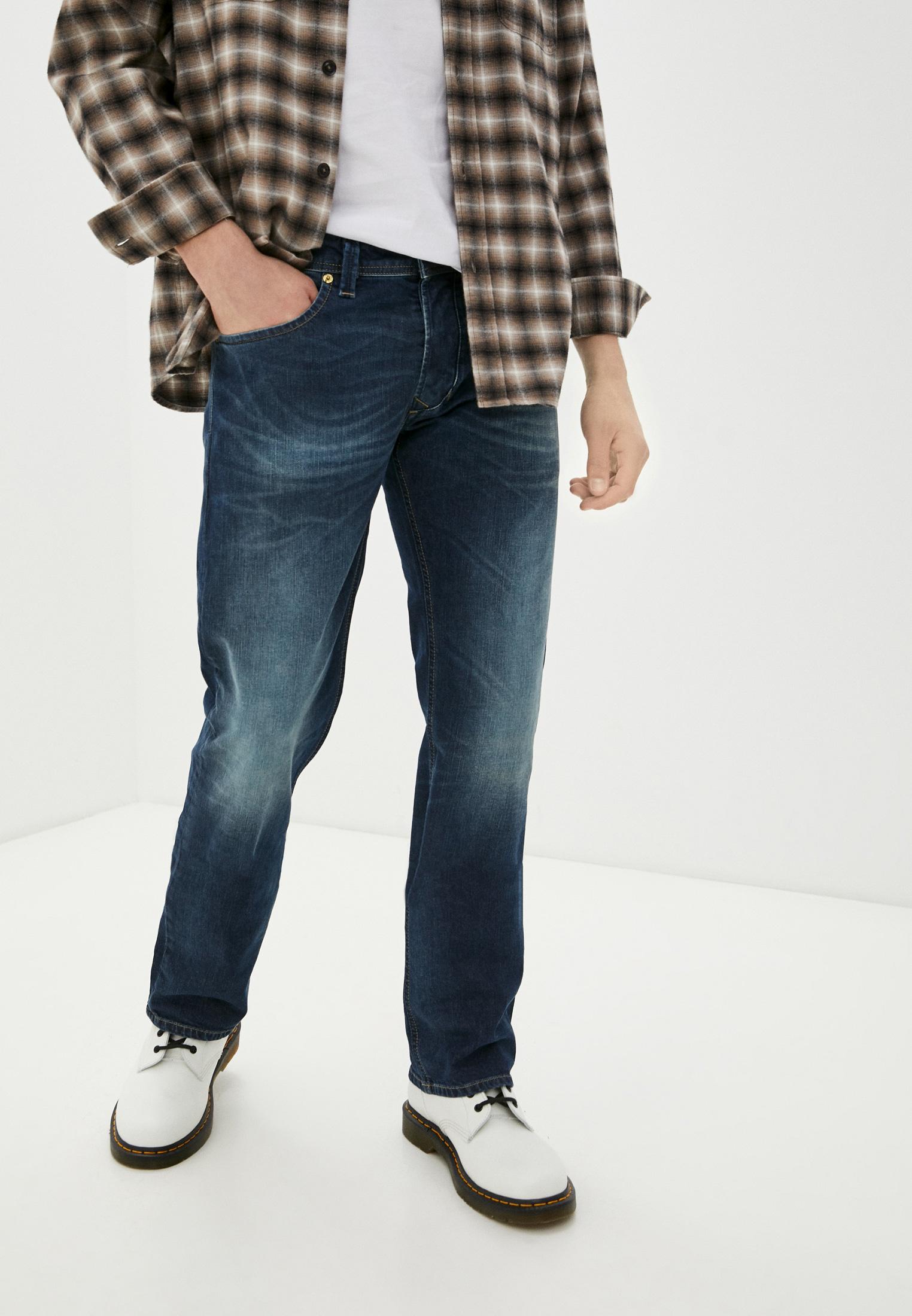 Мужские прямые джинсы Diesel (Дизель) 00ADNI0853R