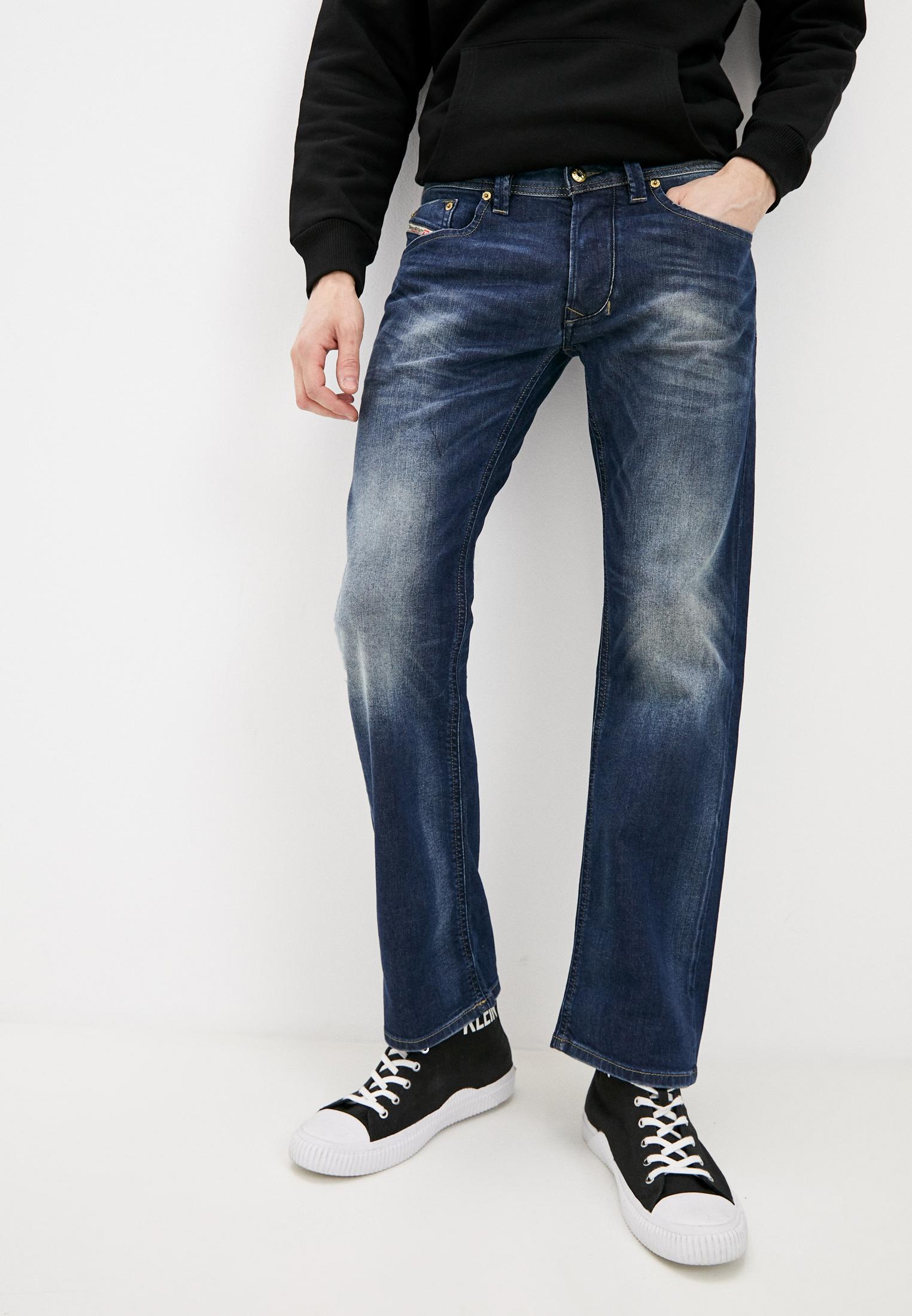 Мужские прямые джинсы Diesel (Дизель) 00C06P0853R