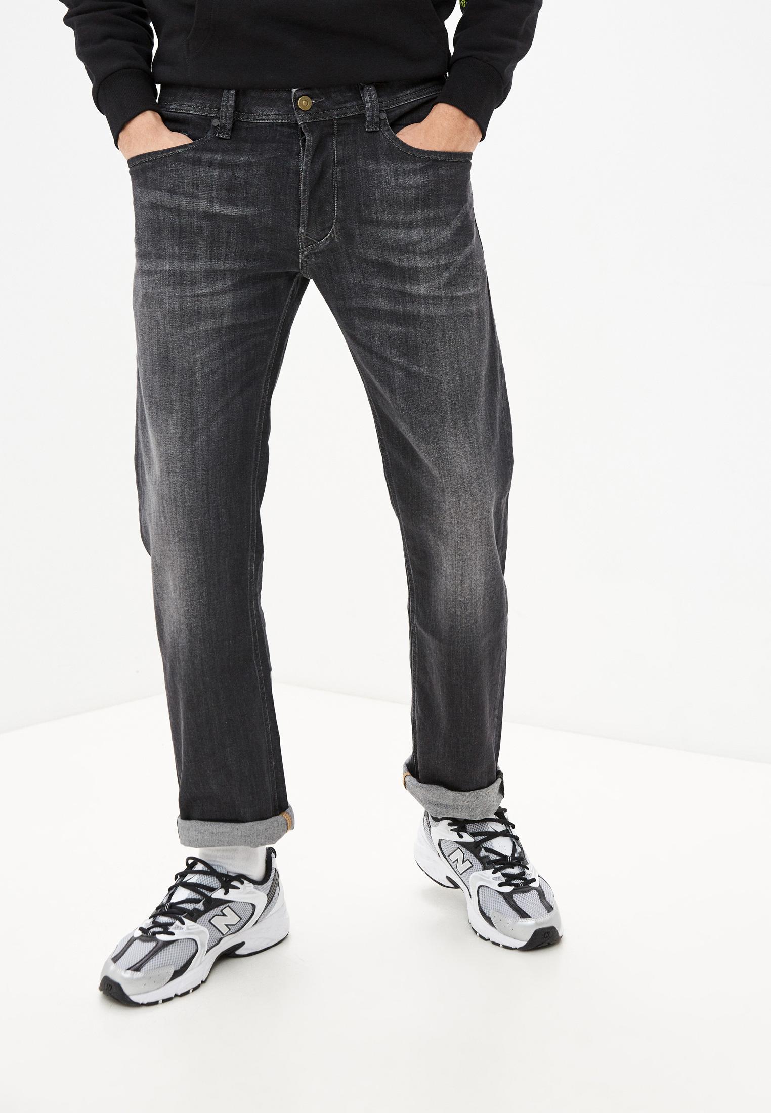 Мужские прямые джинсы Diesel (Дизель) 00C06P087AM