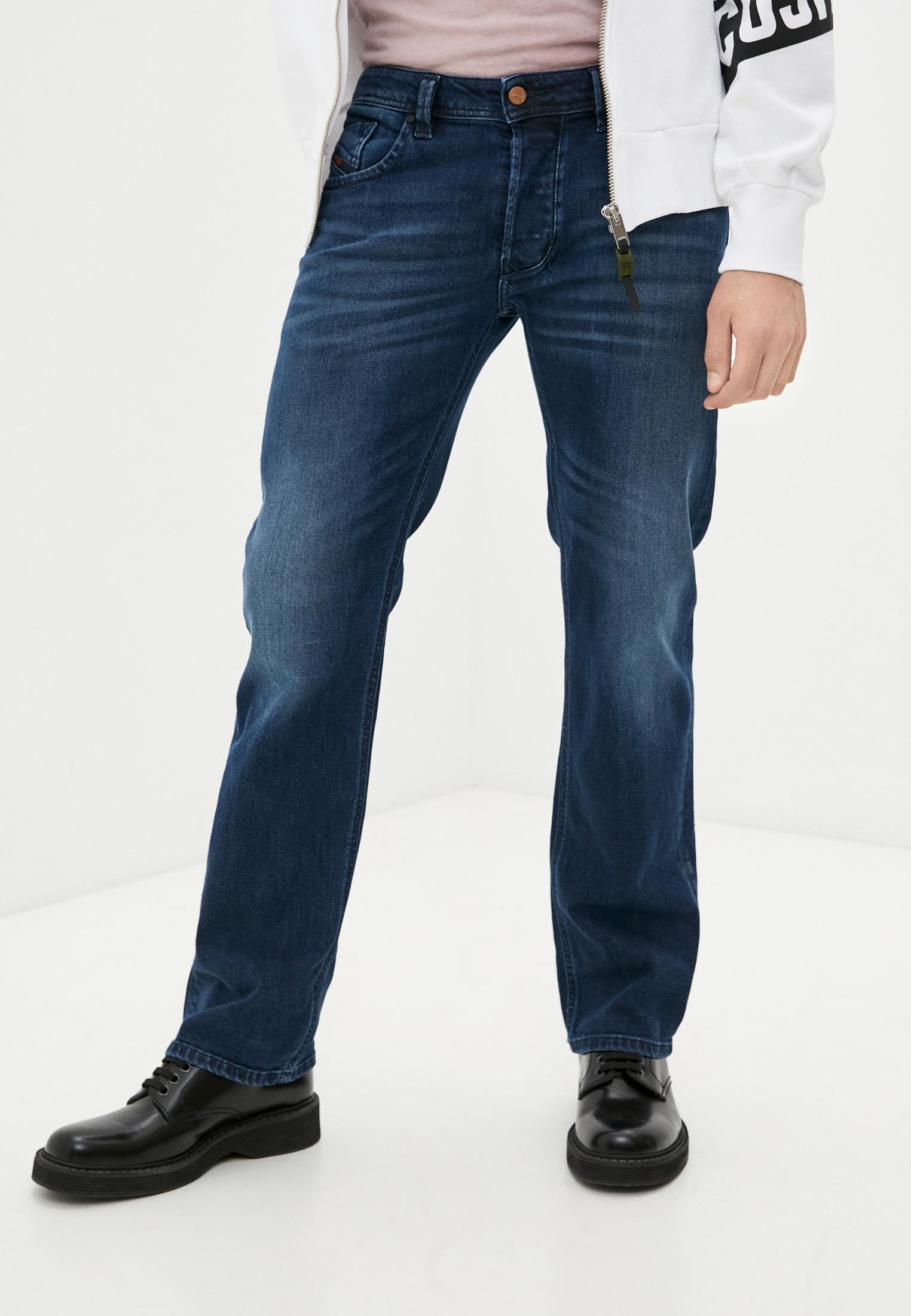 Мужские прямые джинсы Diesel (Дизель) 00C06P087AS