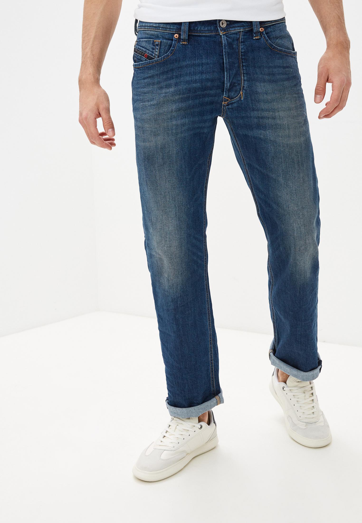 Мужские прямые джинсы Diesel (Дизель) 00C06P087AW